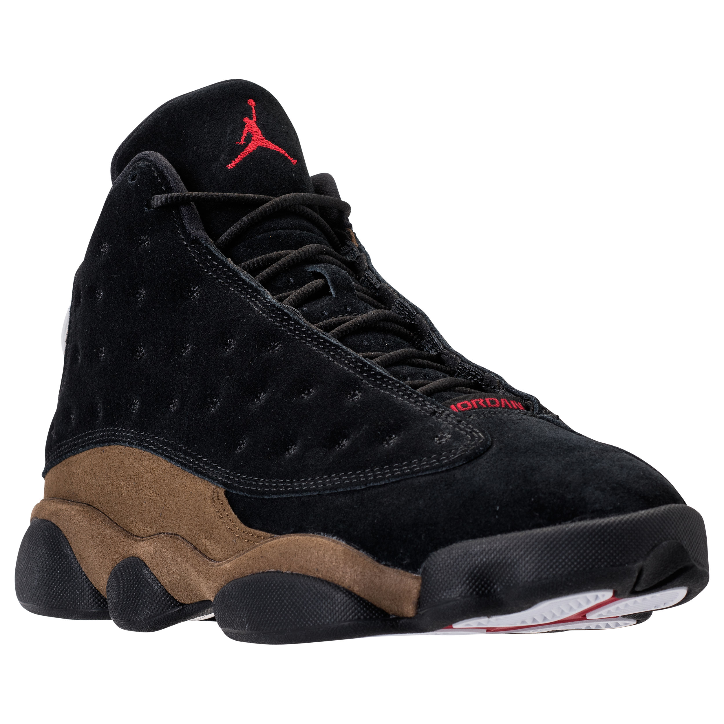 The Air Jordan 13 'Olive' Gets a