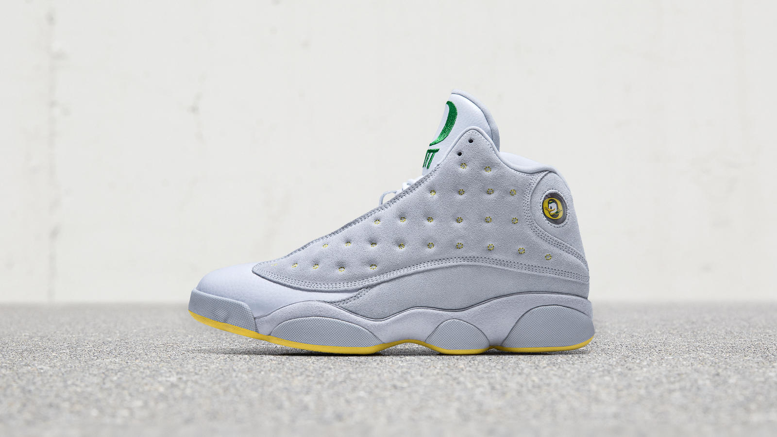 Air jordan 13 university of oregon basketball Matthew Knight 4