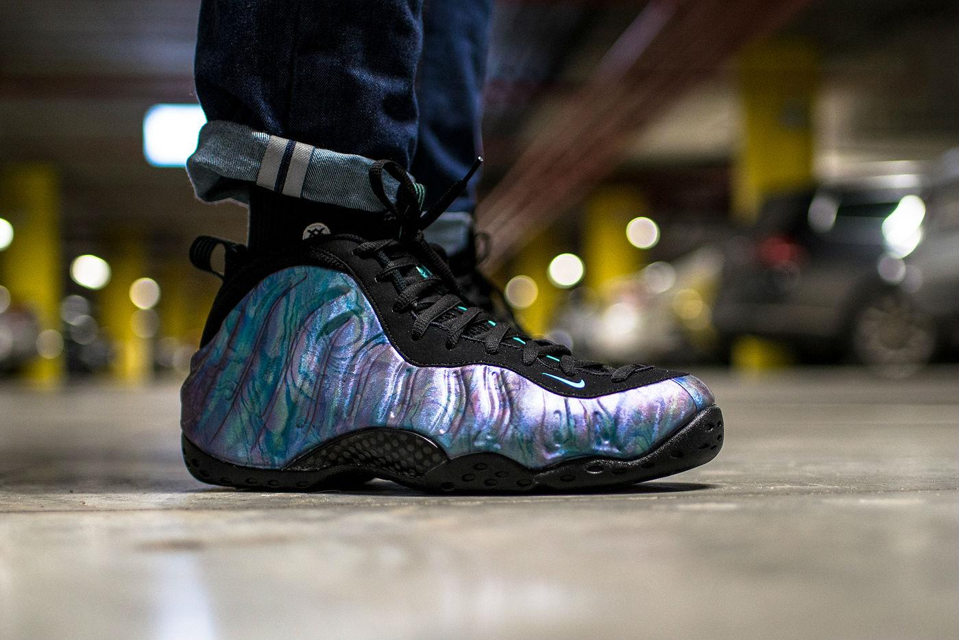 Nike Air Foamposite One AllStar The Hoop Doctors