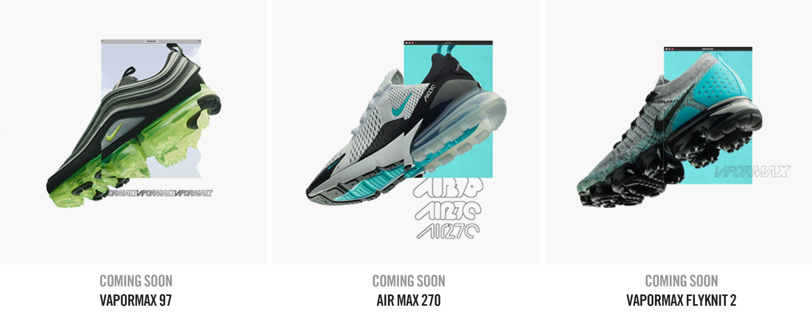 online retailer c9f42 b67cd nike air vapormax 97 official - WearTesters