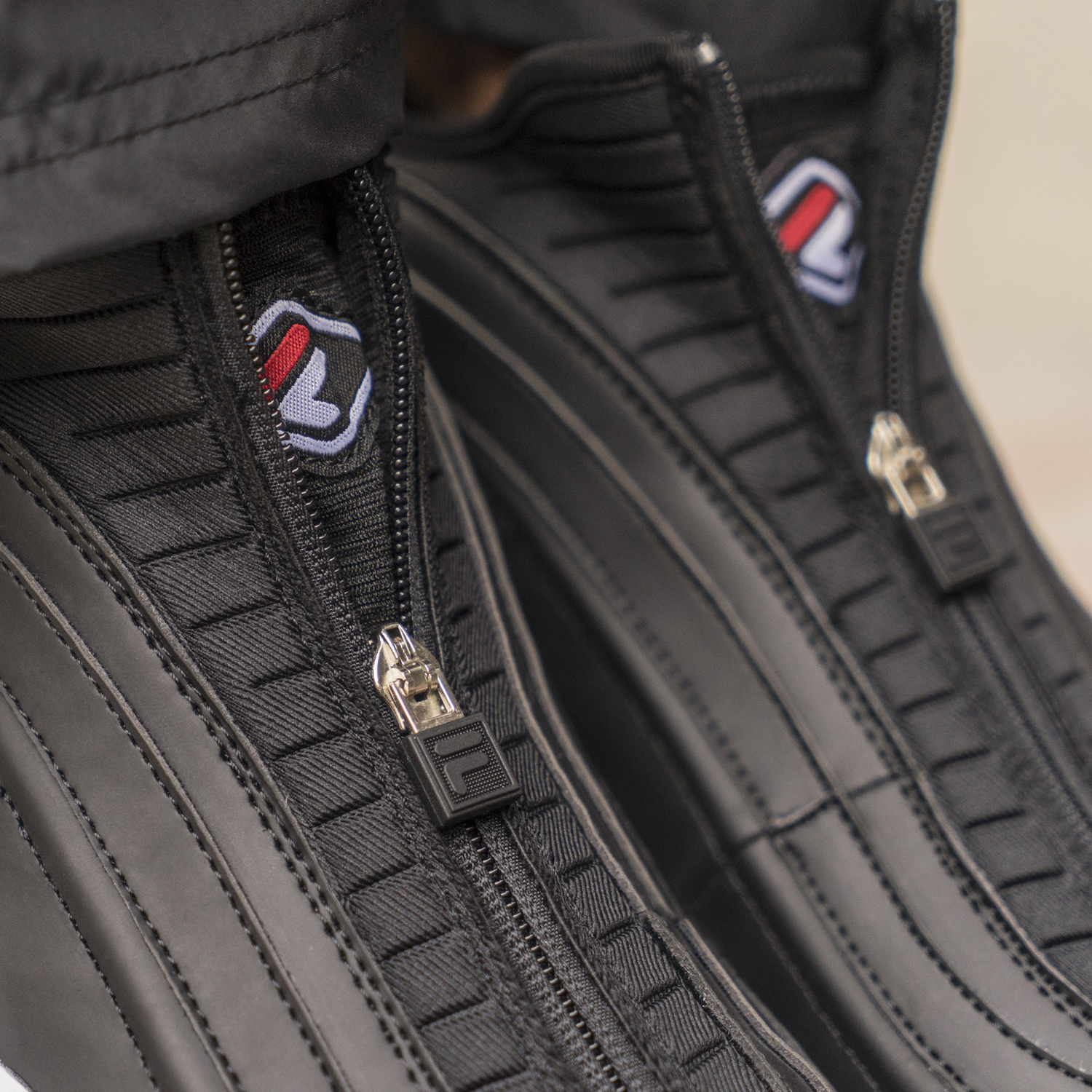 FILA Introduces Bubbles Zip and Euro