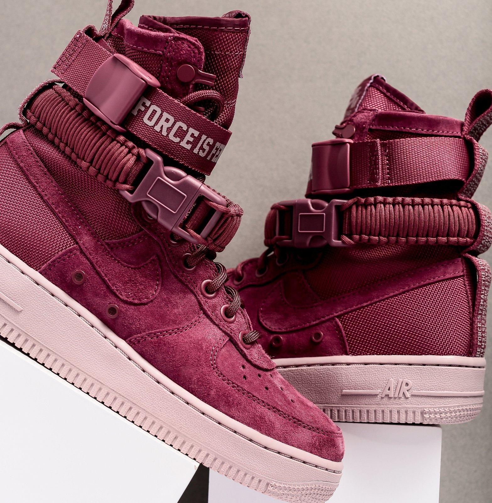womens Nike SF-AF1 Force is Female 2