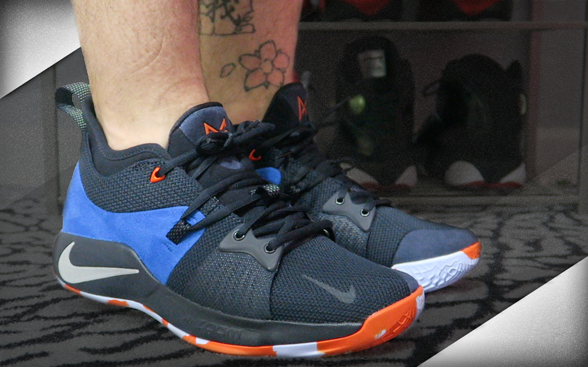 A Detailed Look at the Nike PG 2 'OKC'