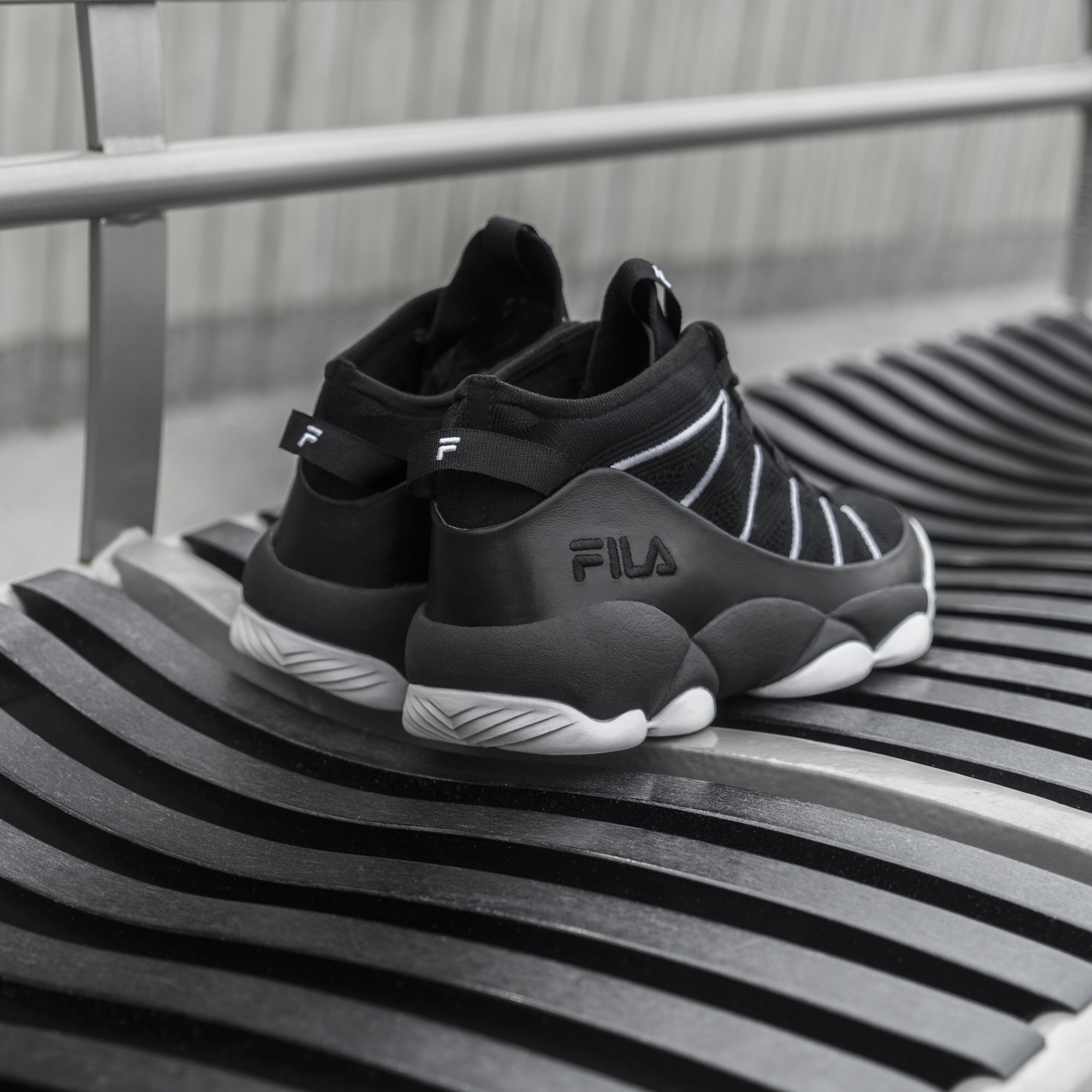 FILA Spaghetti Knit all conference pack 4 - WearTesters