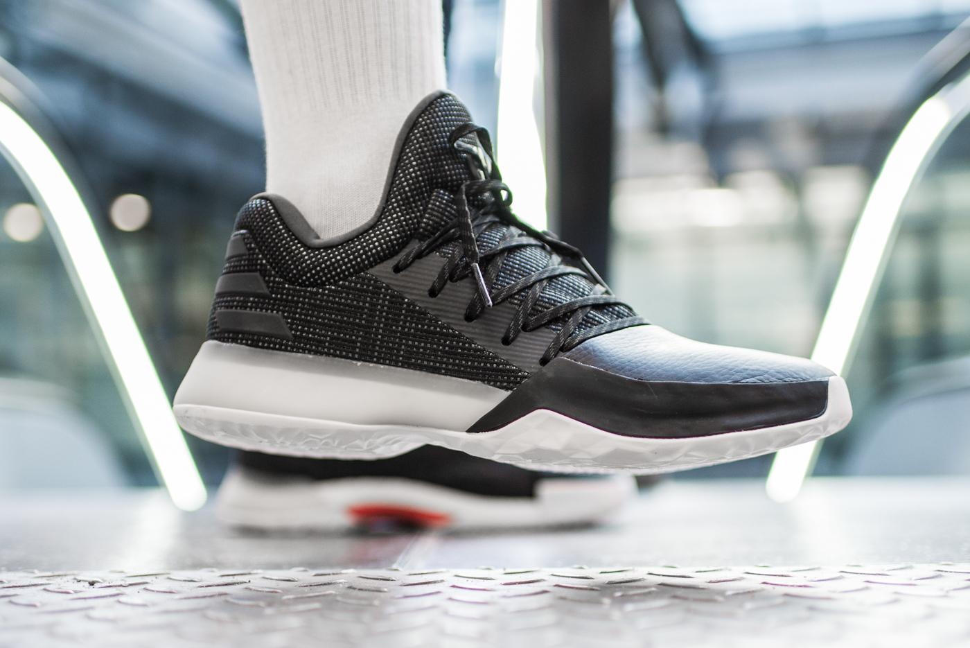 adidas harden vol 1 black diamond 1