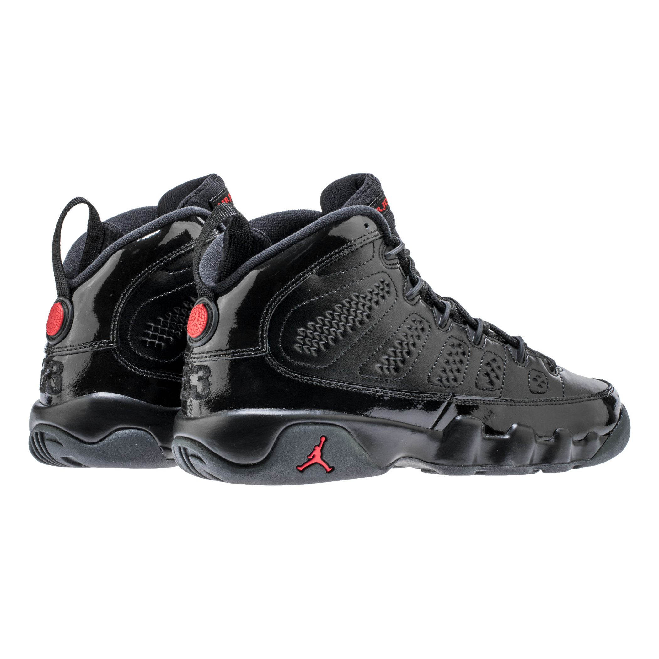 best website 3ff69 5dc10 The Air Jordan 9 in Black/University Red Drops for March ...