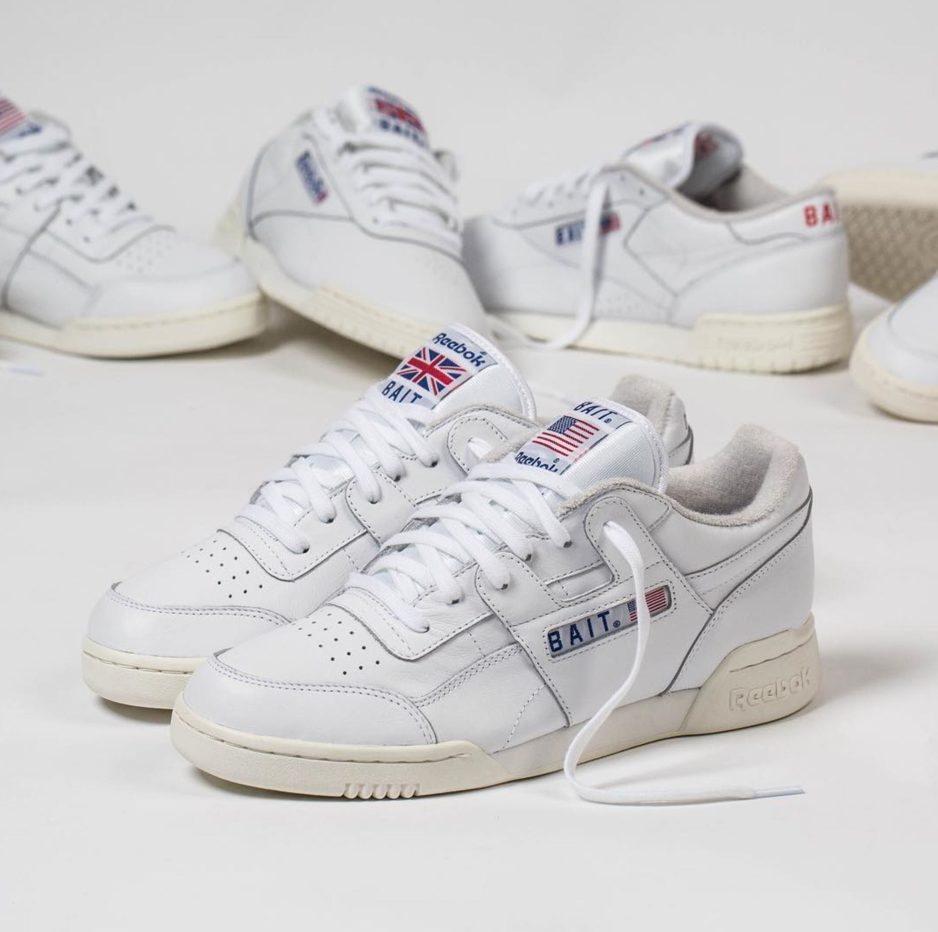 bait reebok workout plus west east pack