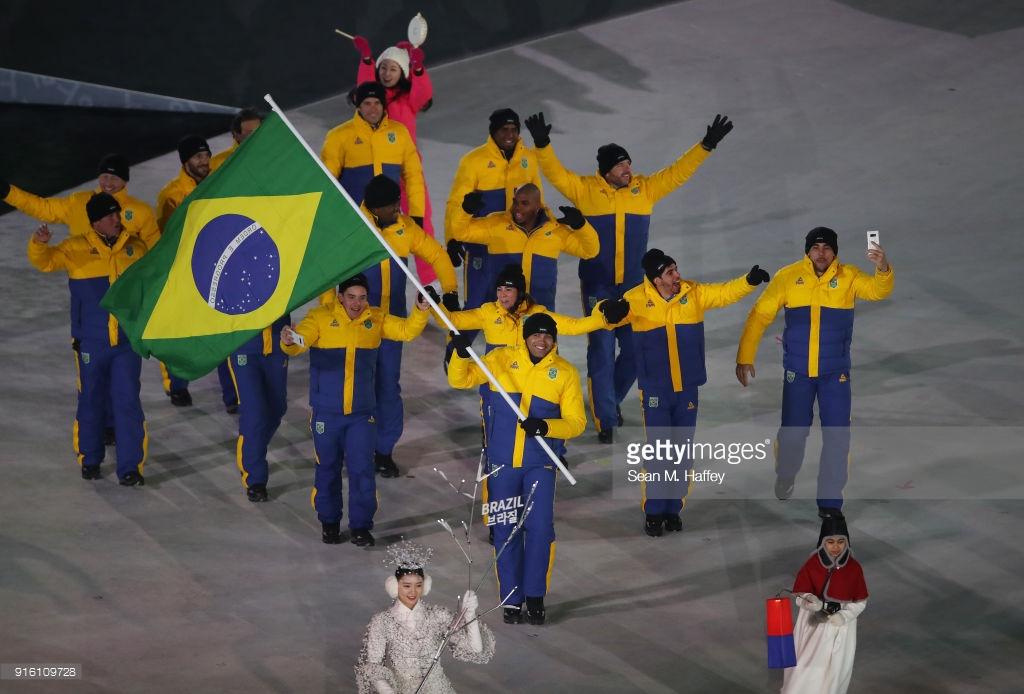 brazil winter olympics peak uniforms