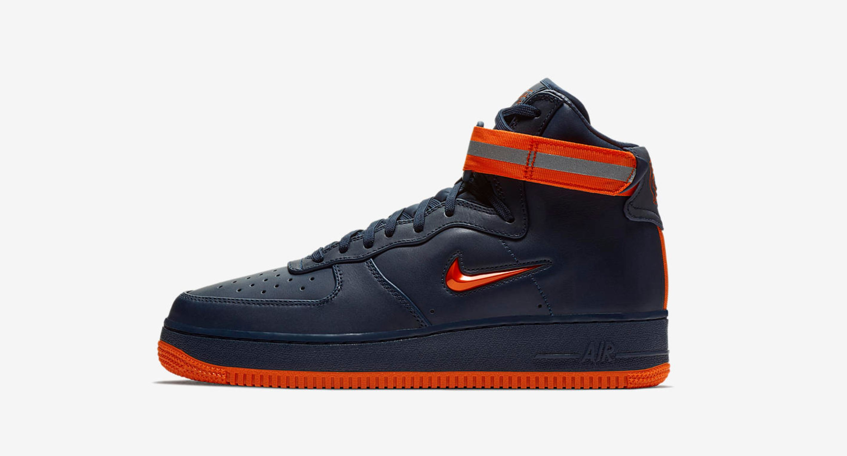 nike air force 1 high NYC