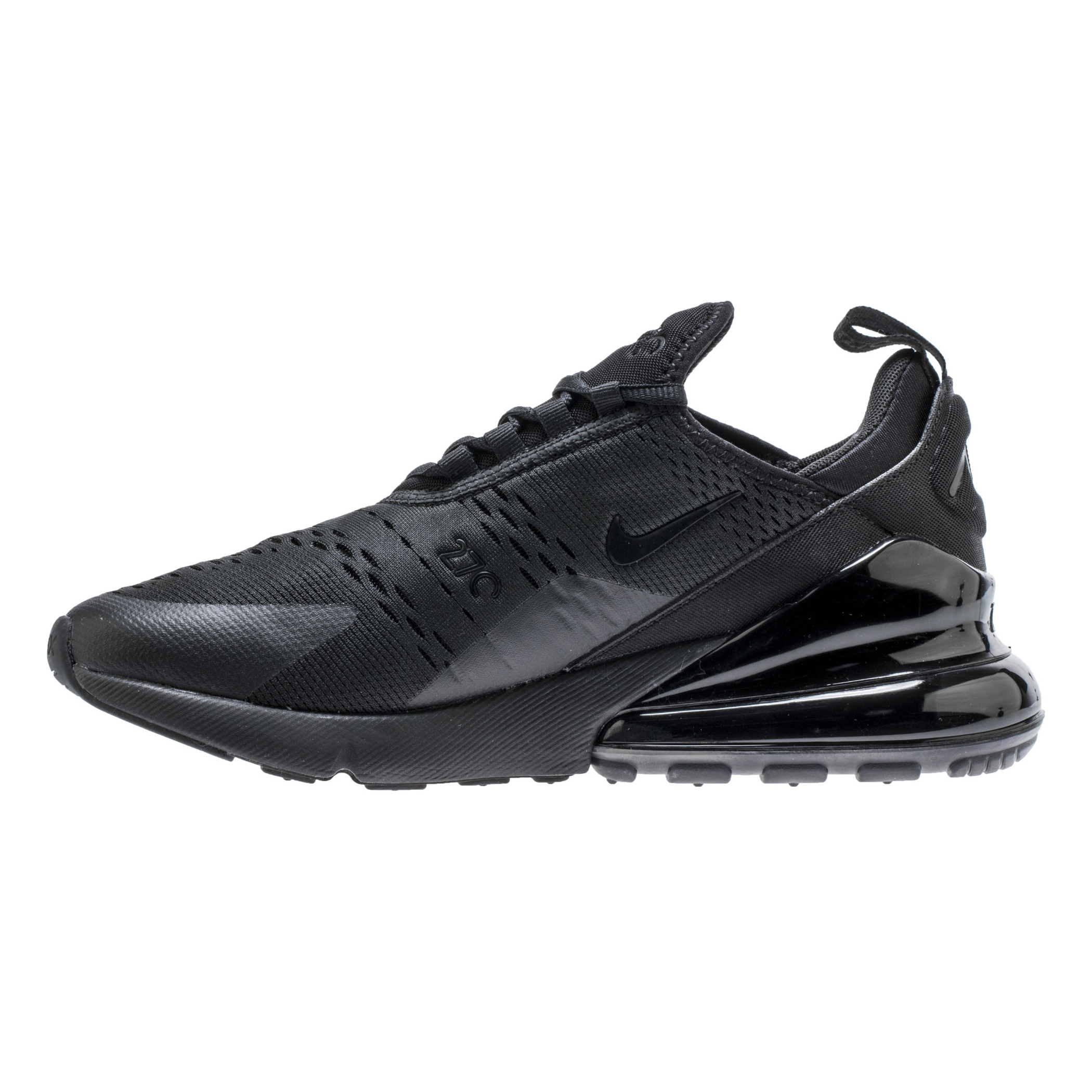 First Look At The Nike Air Max 270 Flyknit Black White