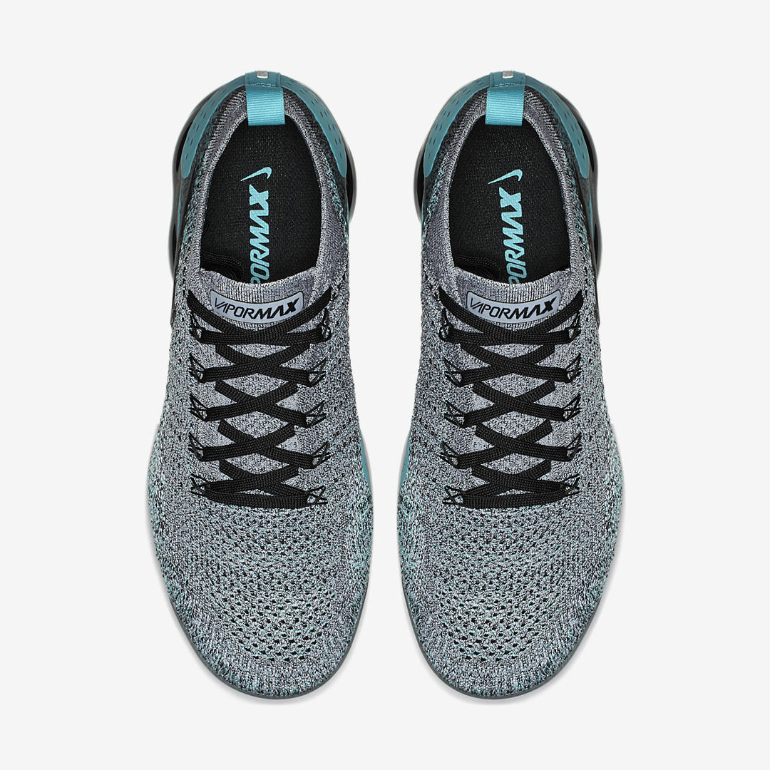 The Nike Air VaporMax Flyknit 2 Has