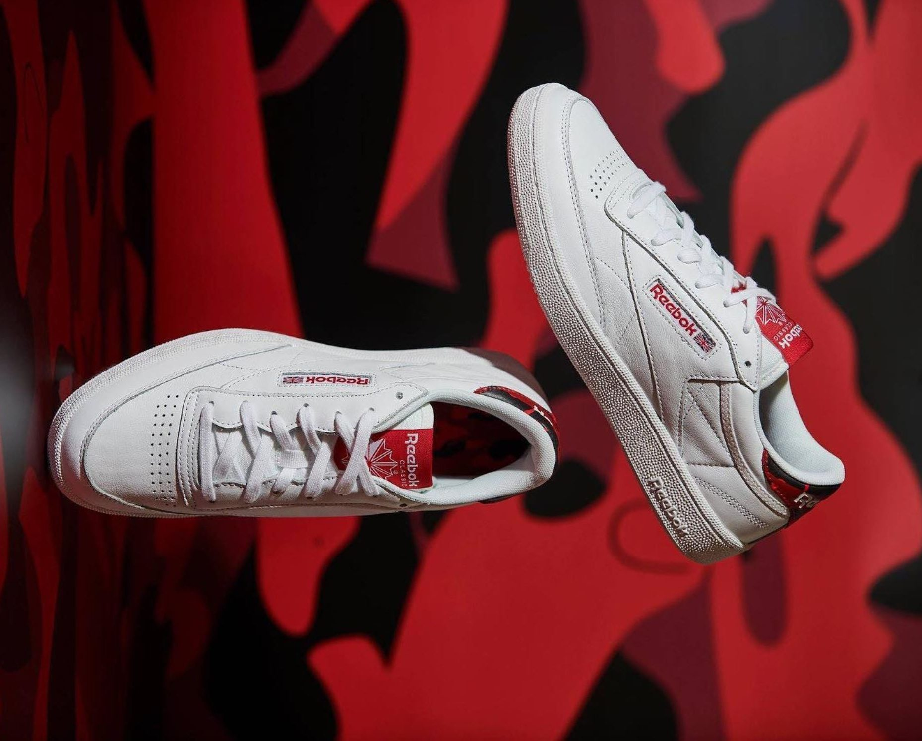 reebok club c chinese new year year of the dog