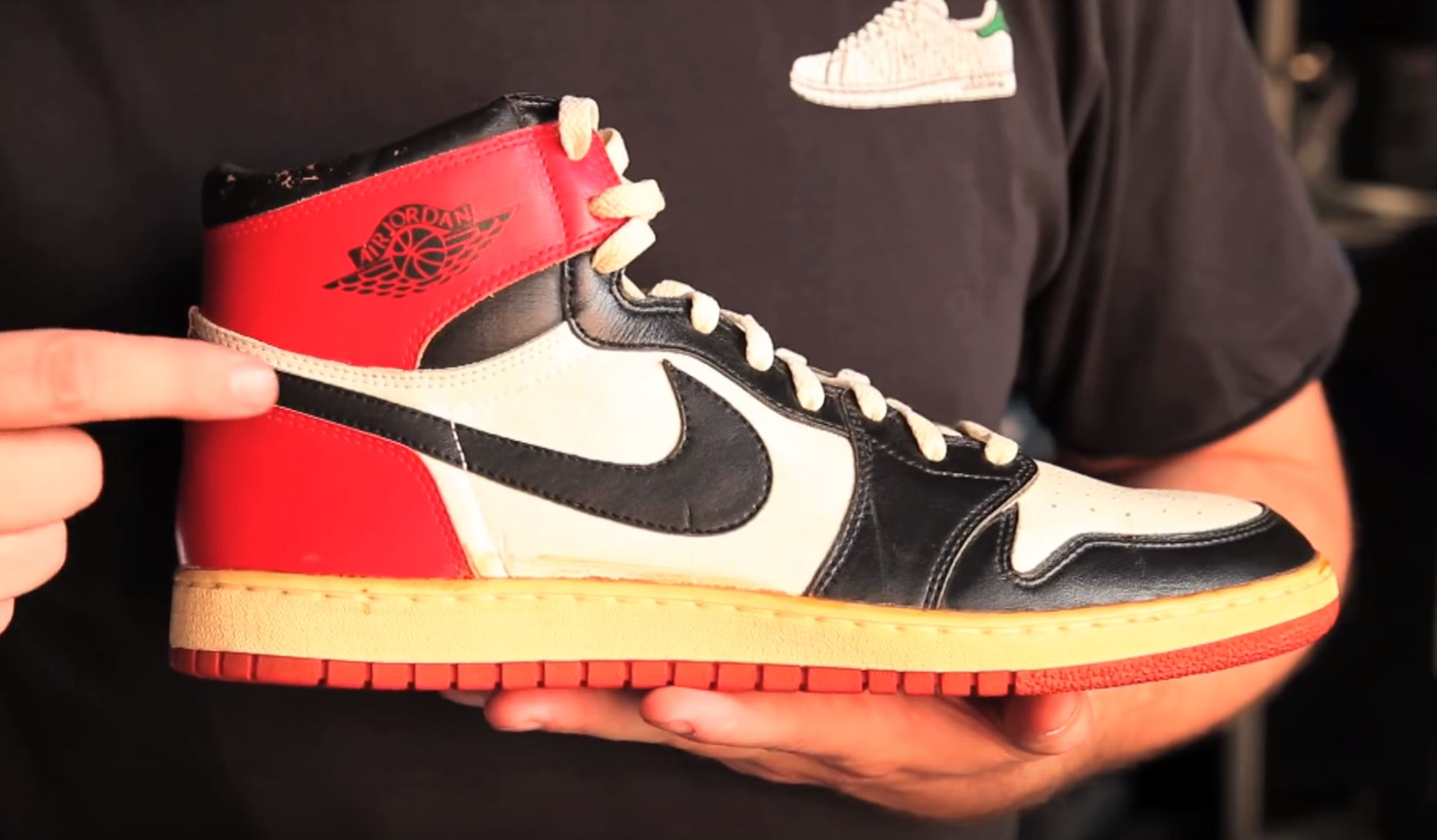 truth about the air jordan 1 kris arnold