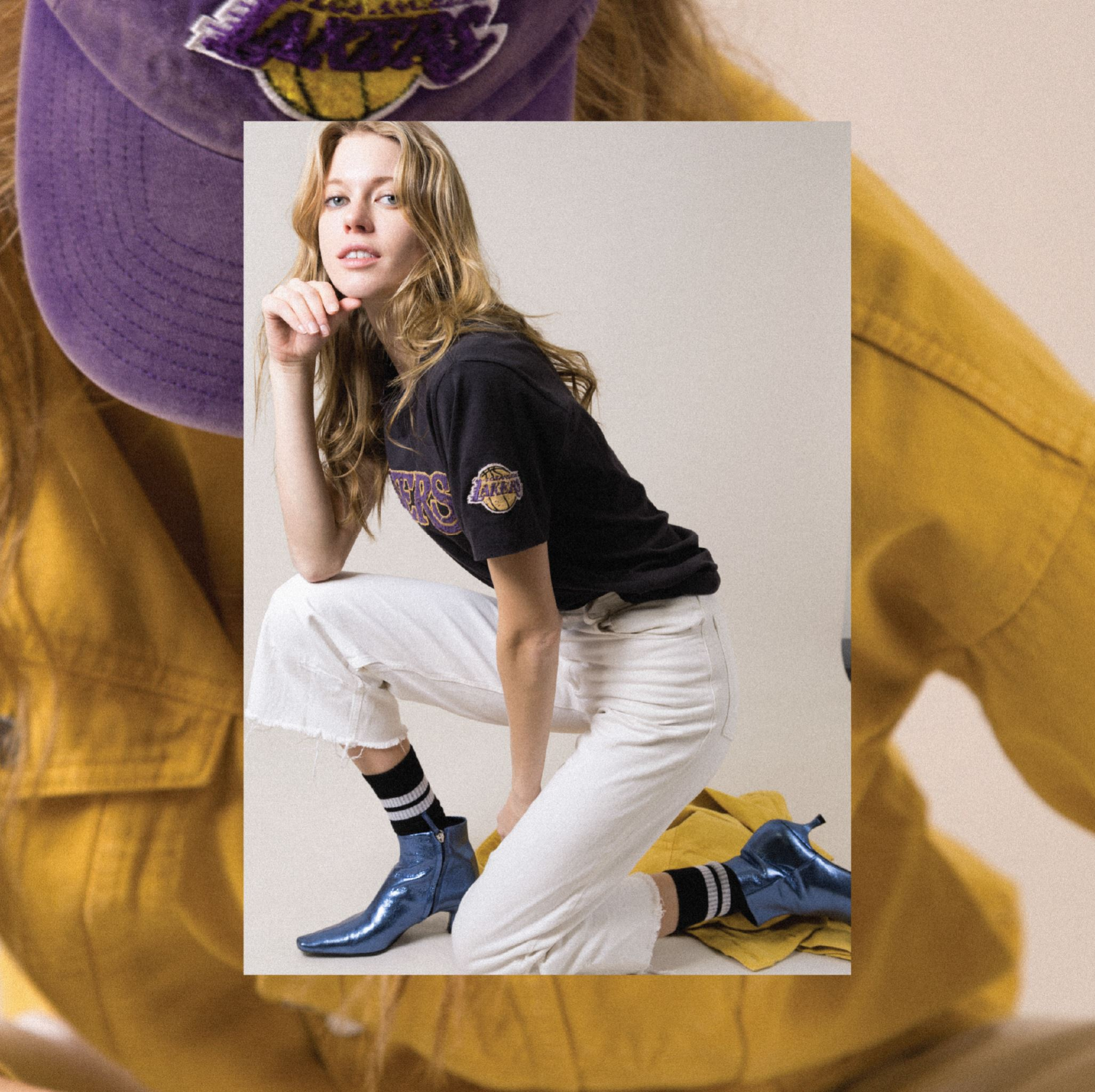 47 dye house collection lakers 1