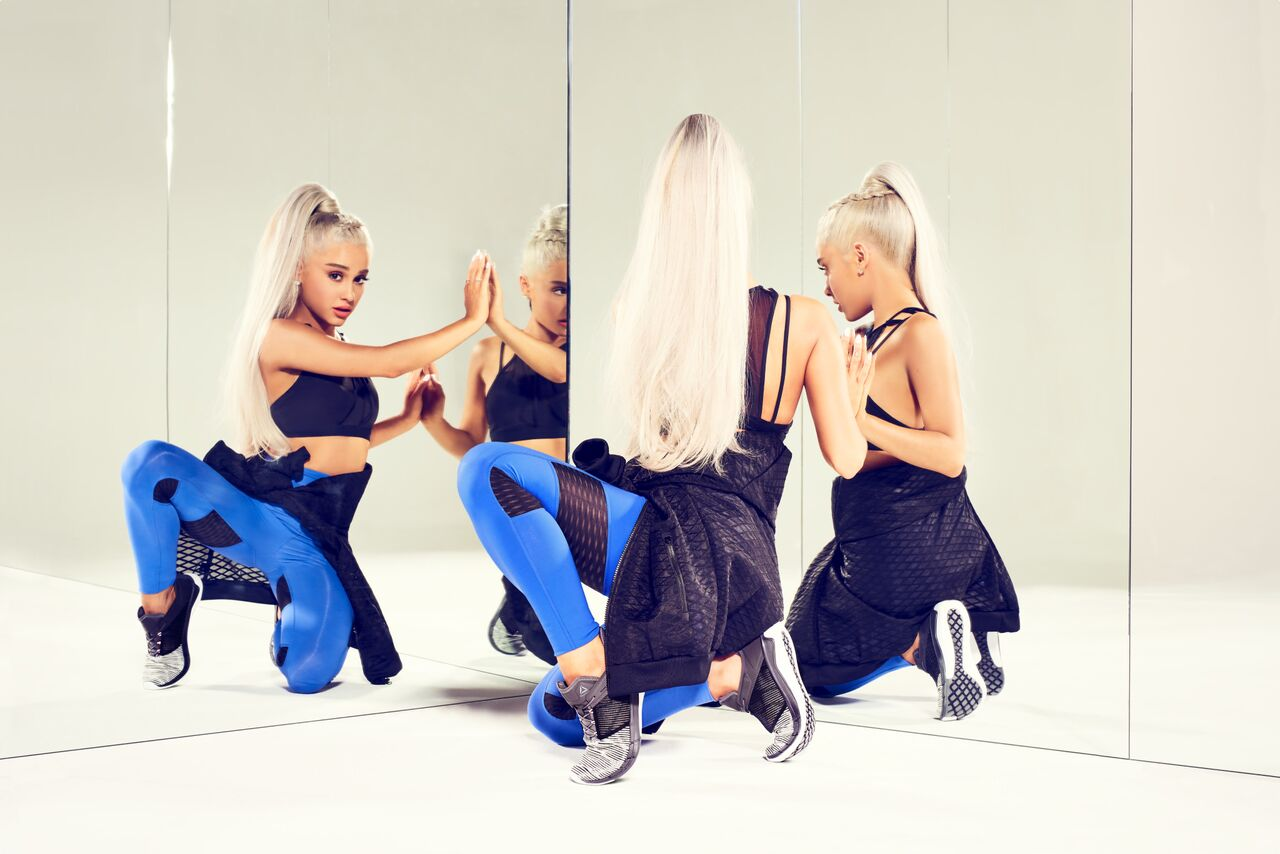 Ariana Grande Reebok Fast Flexweave