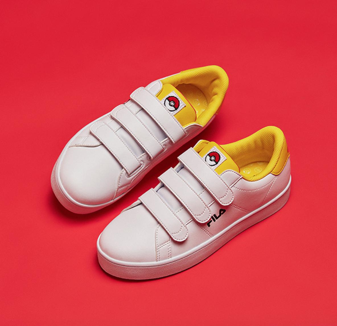 FILA x Pokemon Marks the Latest Sneaker