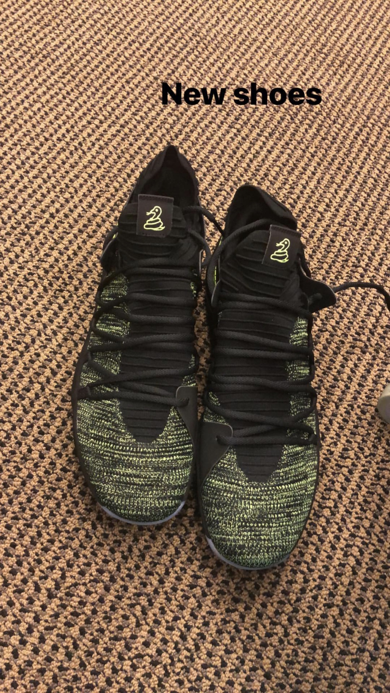 Kevin Durant Embraces the Hate with Nike KD X PE1