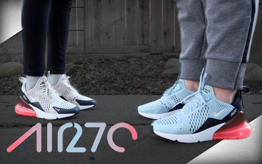 A Detailed Look at the Upcoming Nike Air Max 270 WearTesters