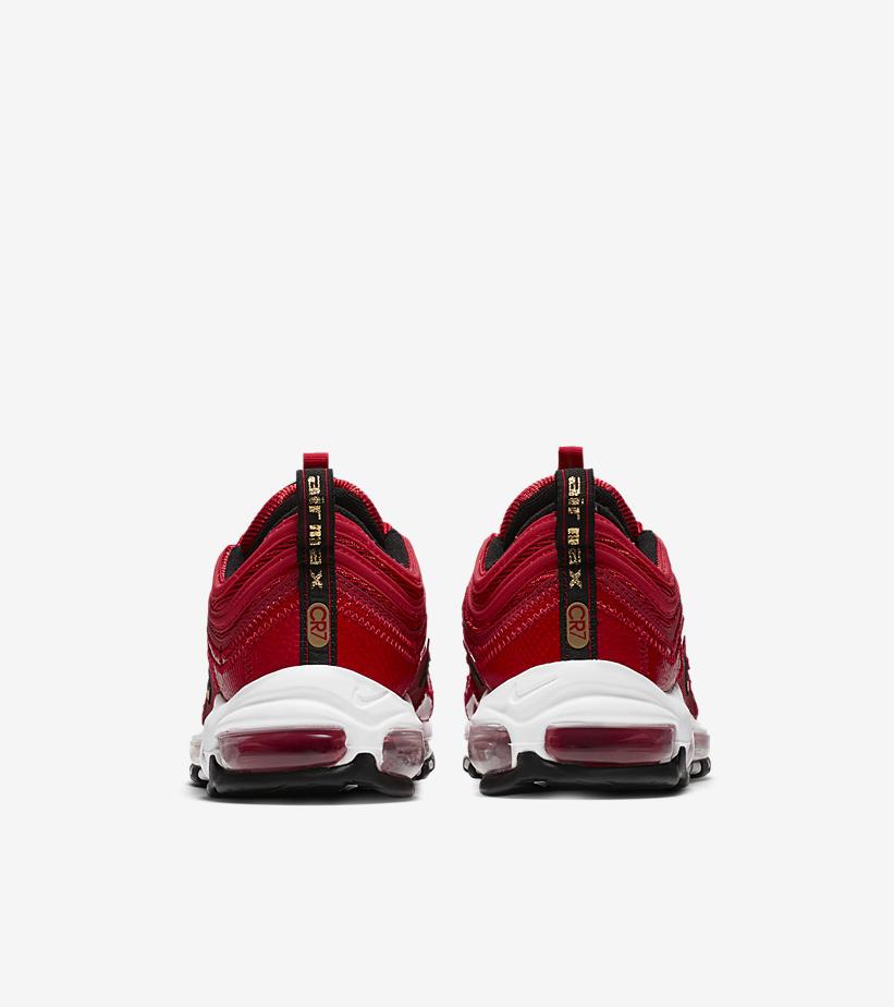 Nike Air Max 97 CR7 Patchwork 9