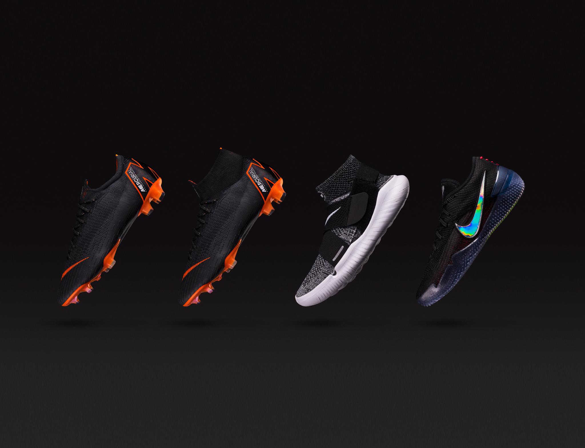 Nike Flyknit 360 all