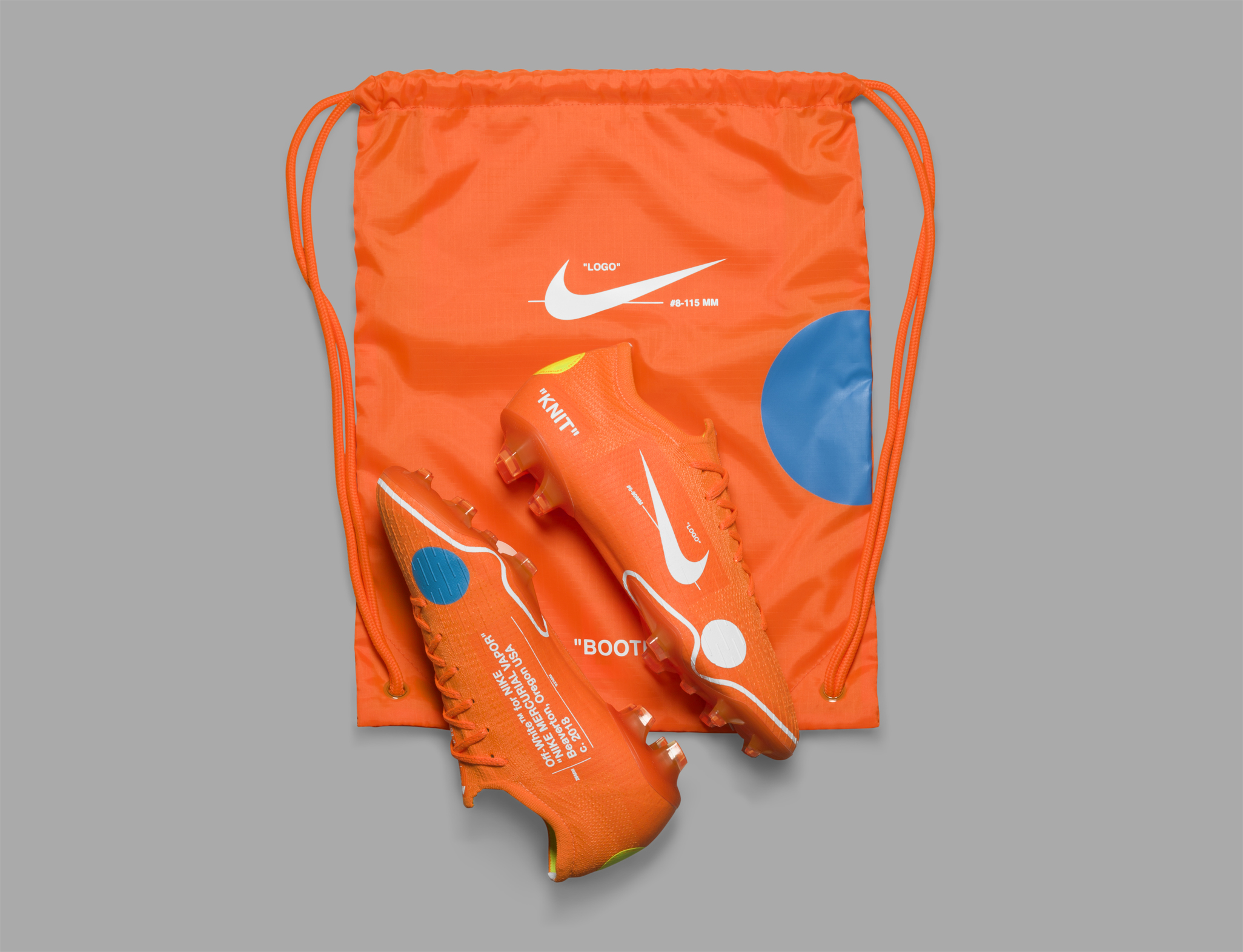 quite nice 033db ea8dc Virgil Abloh Teams Up With Nike For Special Mbappé Football ...