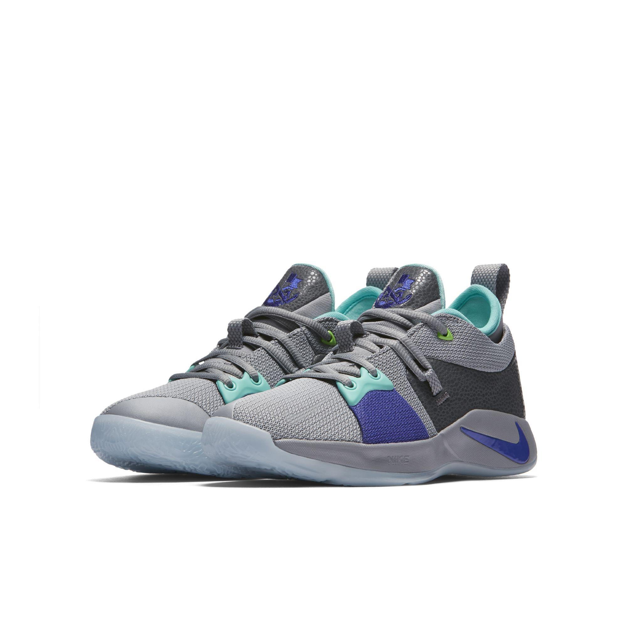 Nike PG 2 PURE PLATINUM GS 2