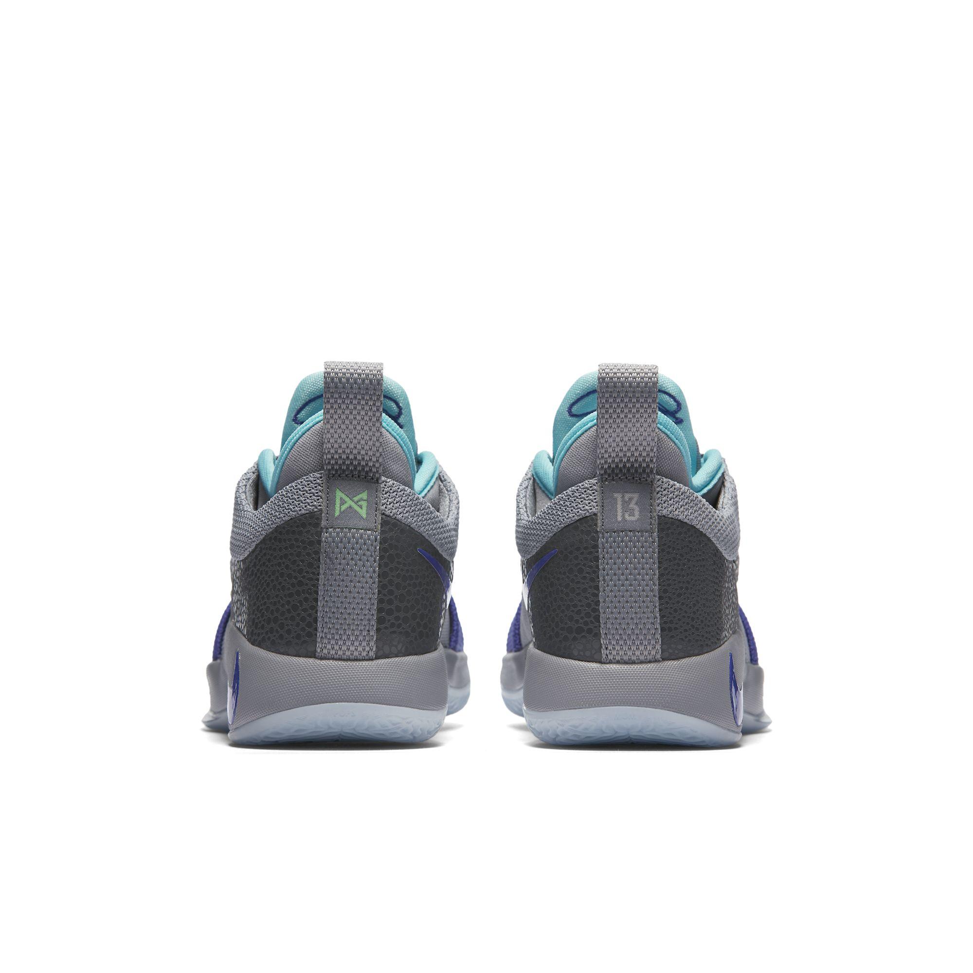 Nike PG 2 PURE PLATINUM GS 5