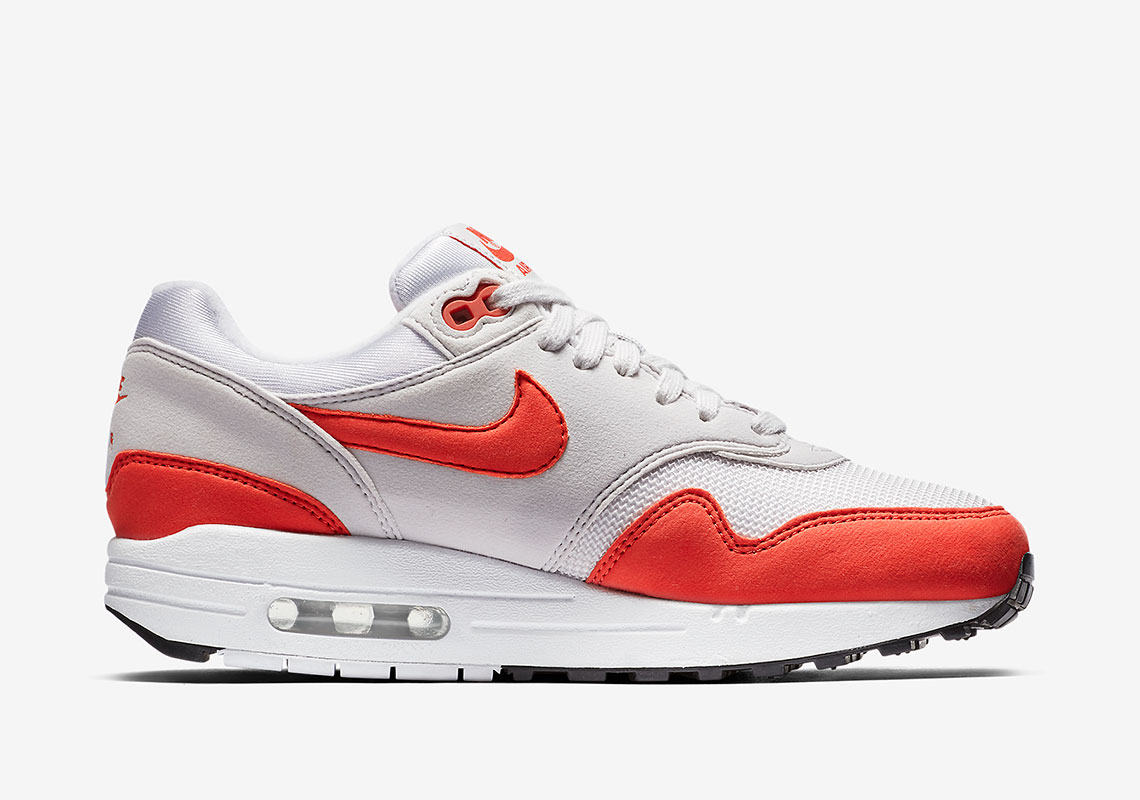 Release the Air Max 1 'Habanero Red