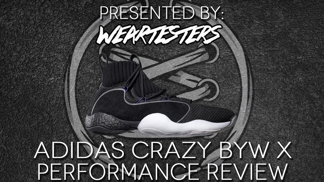 adidas Crazy BYW X performance review main