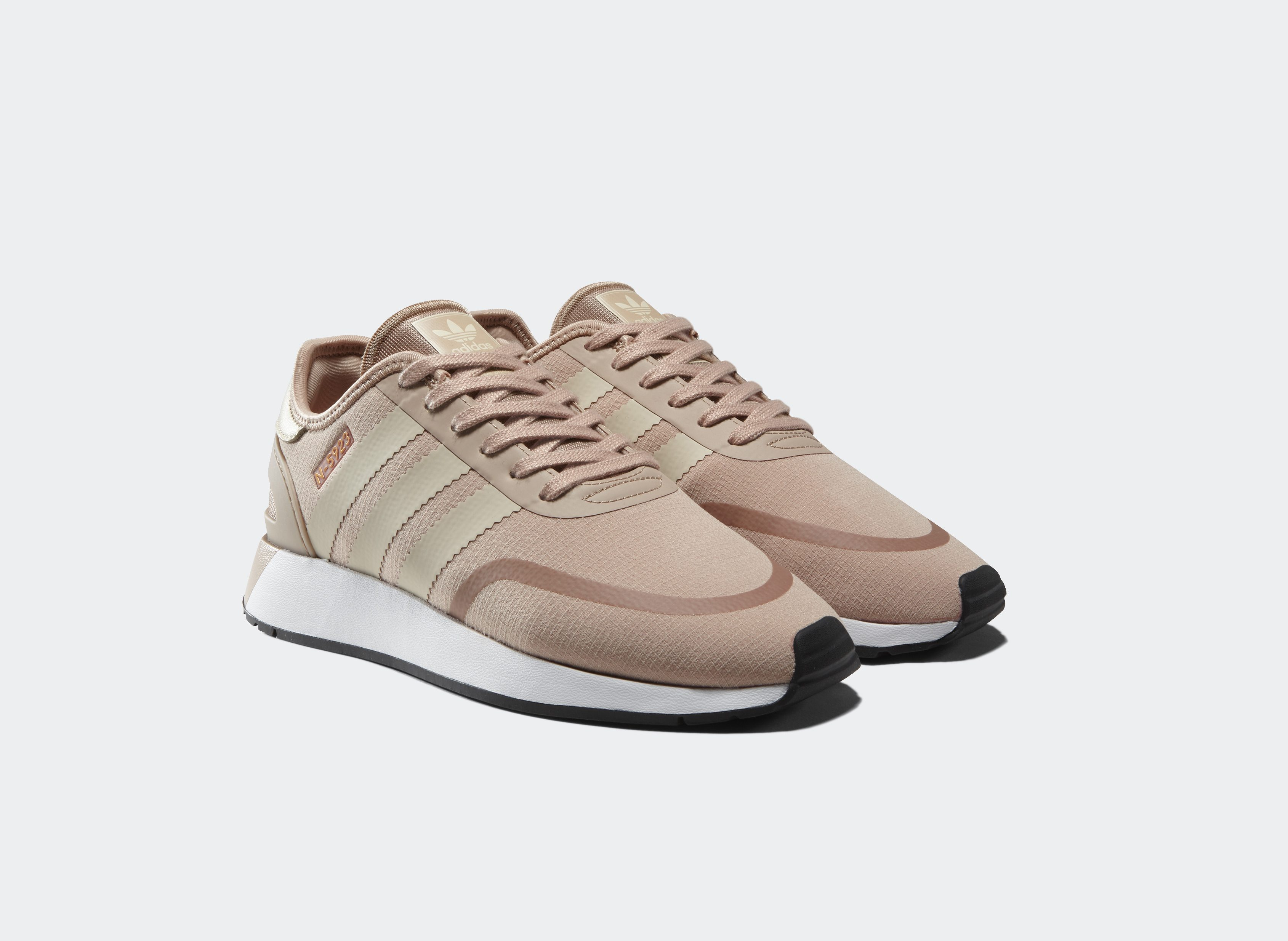 The adidas I-5923 Sheds its Boost and