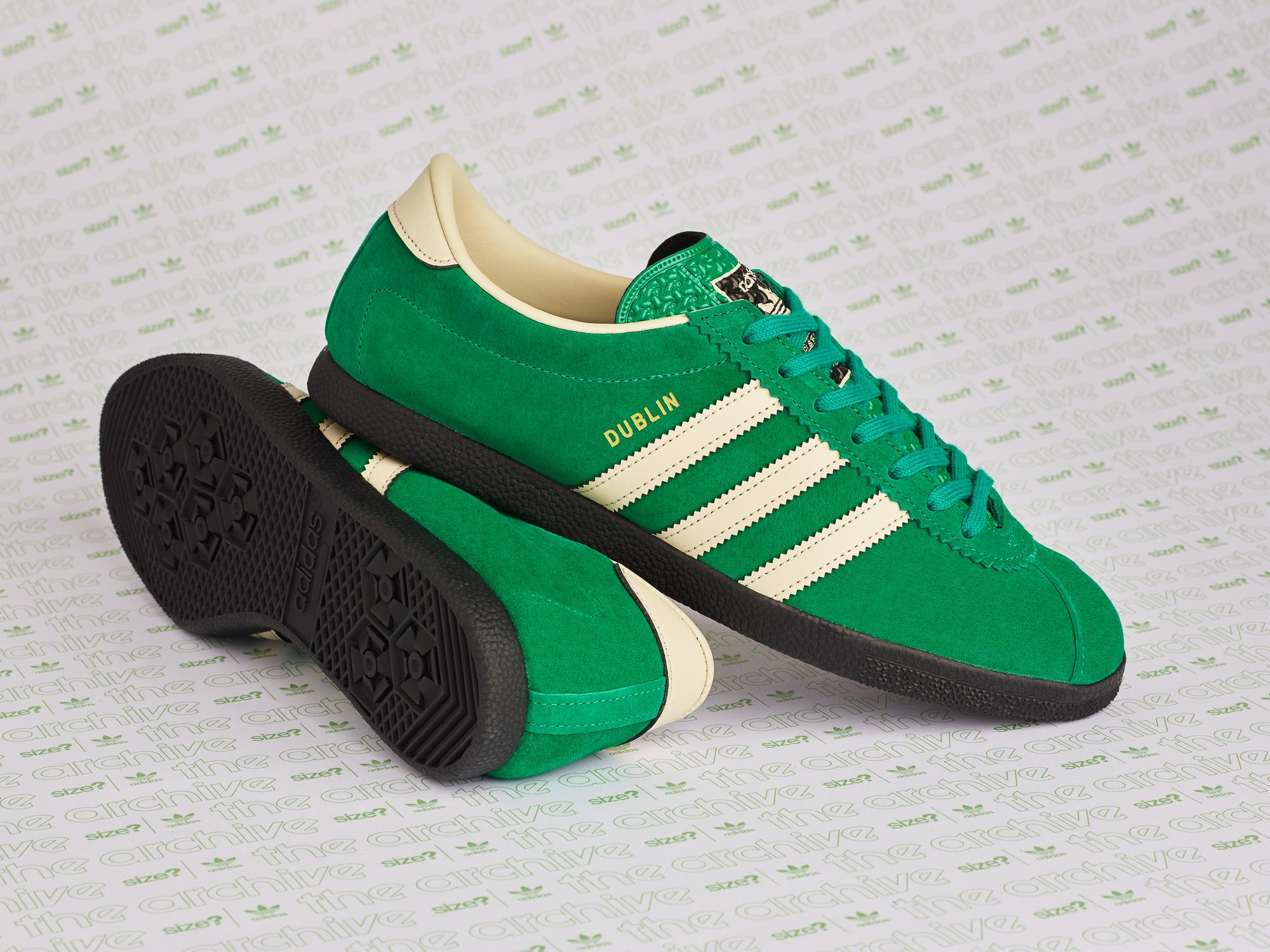adidas Originals Archive Dublin St Patrick's Day size 2