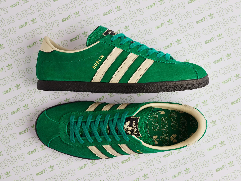 comprando ahora sitio web profesional zapatillas de deporte para baratas adidas Originals Archive Dublin St Patrick's Day size 3 - WearTesters