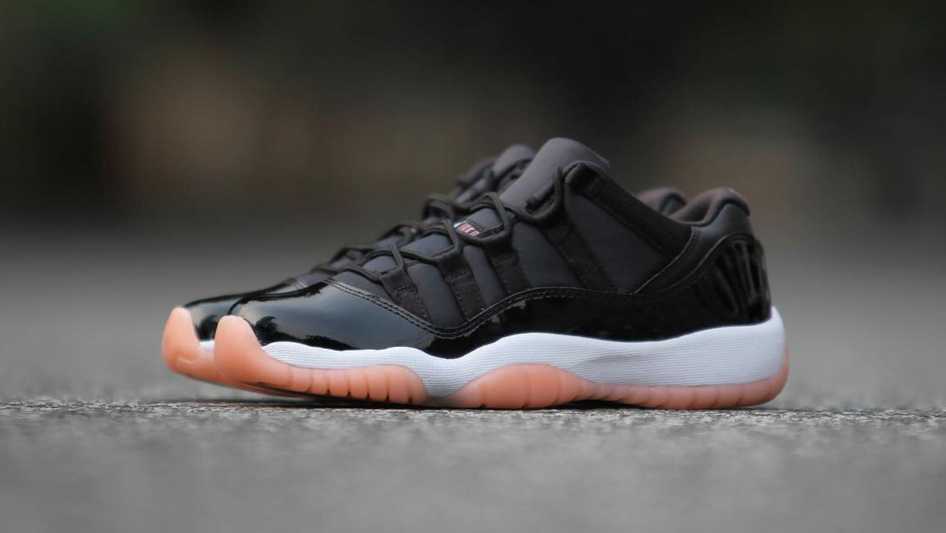air jordan 11 low bleached coral