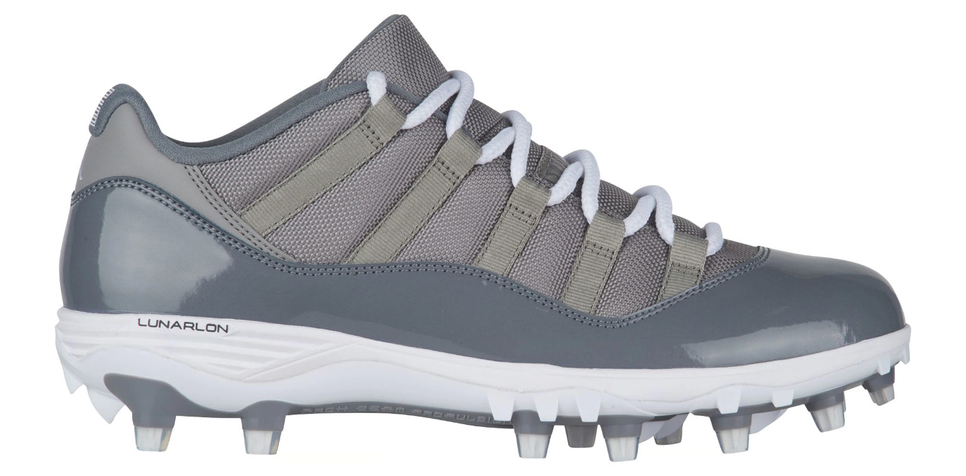 The Air Jordan 11 Has Become a Cleat