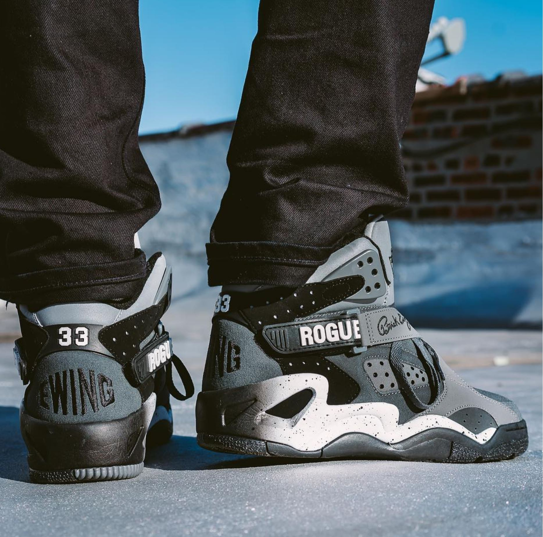 ewing rogue speckle pack