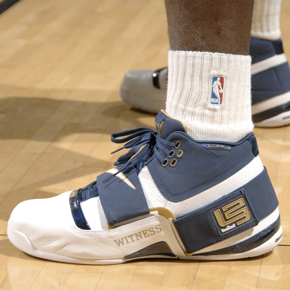 Here's a Detailed Look at the Nike LeBron Soldier 1 From the