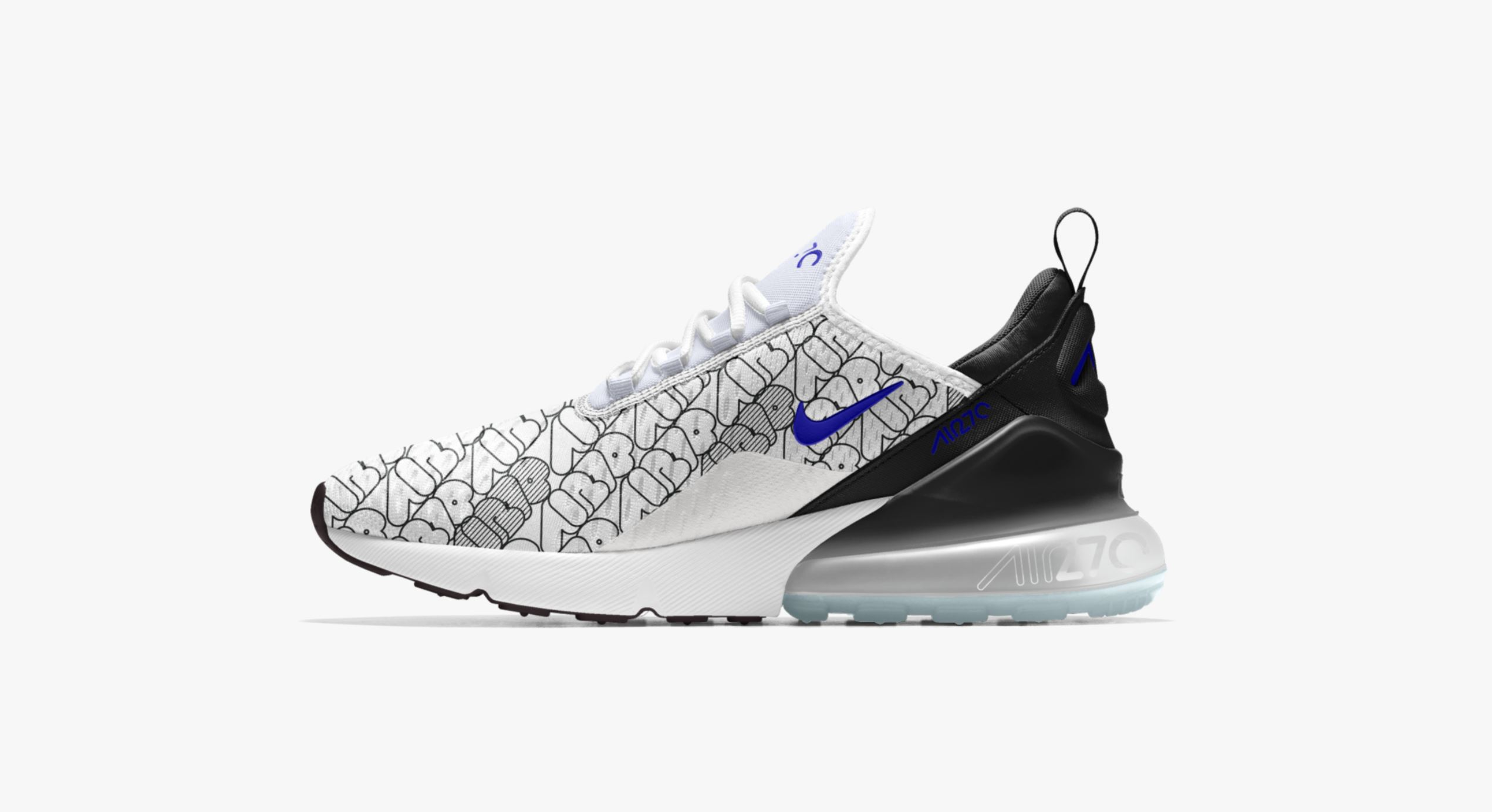 The Nike Air Max 270 Has Hit NikeiD for Customization