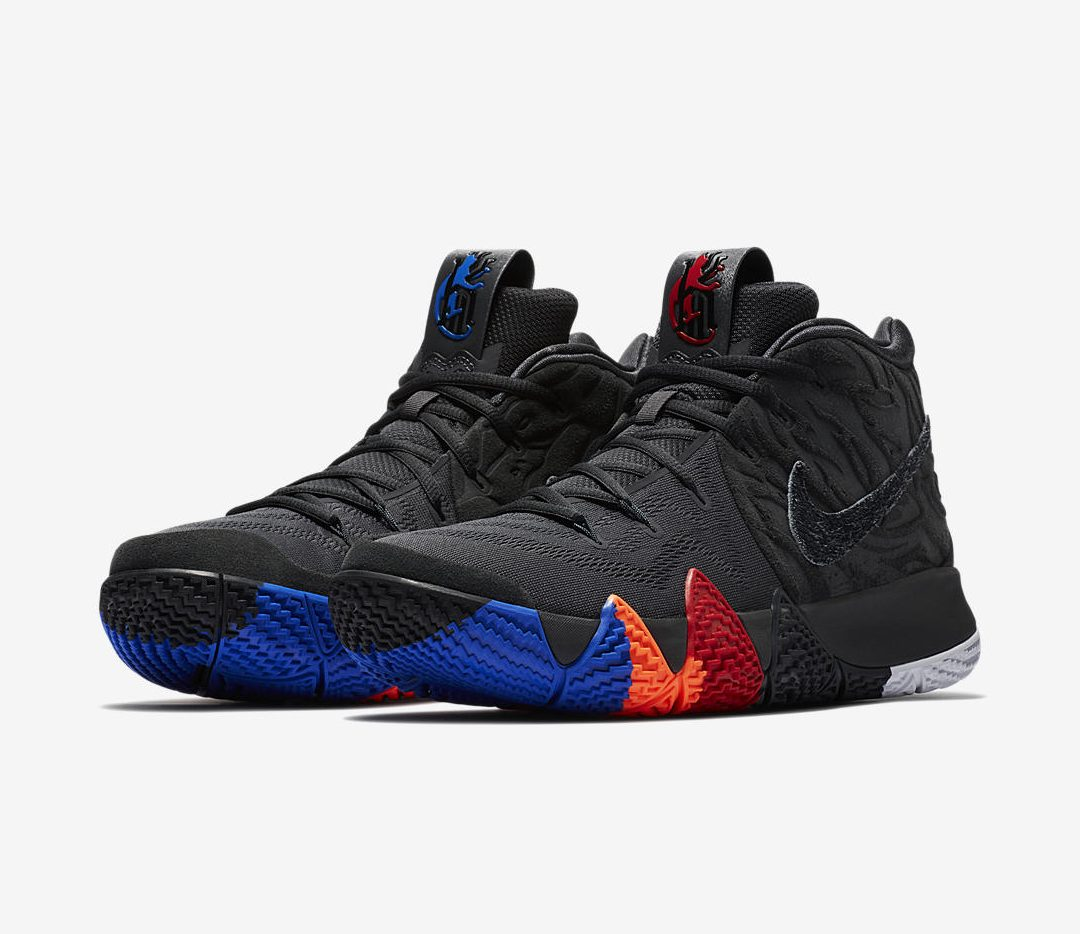 nike kyrie 4 year of the monkey release date