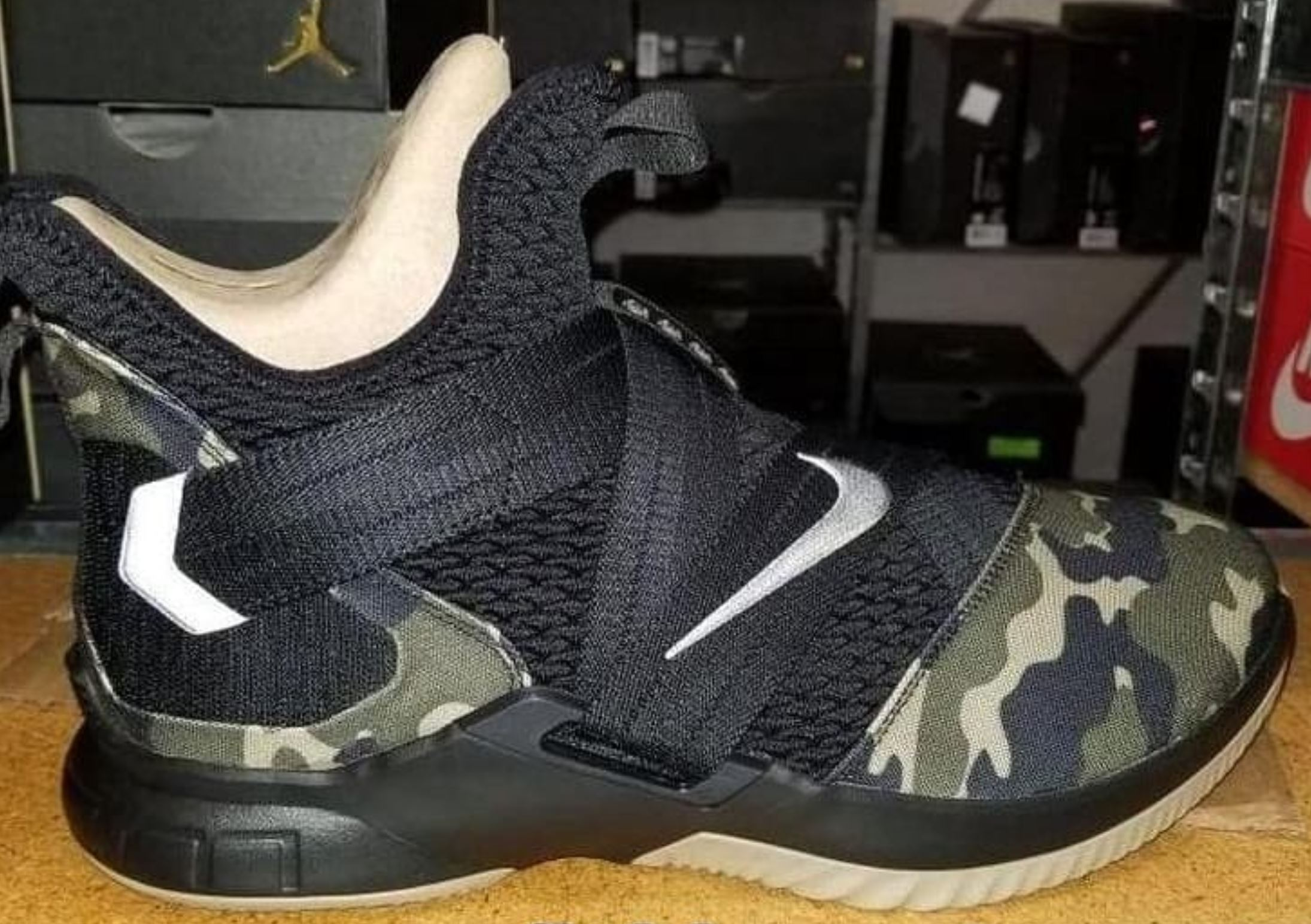new concept 0899e 8b055 lebron soldier 12 Archives - WearTesters