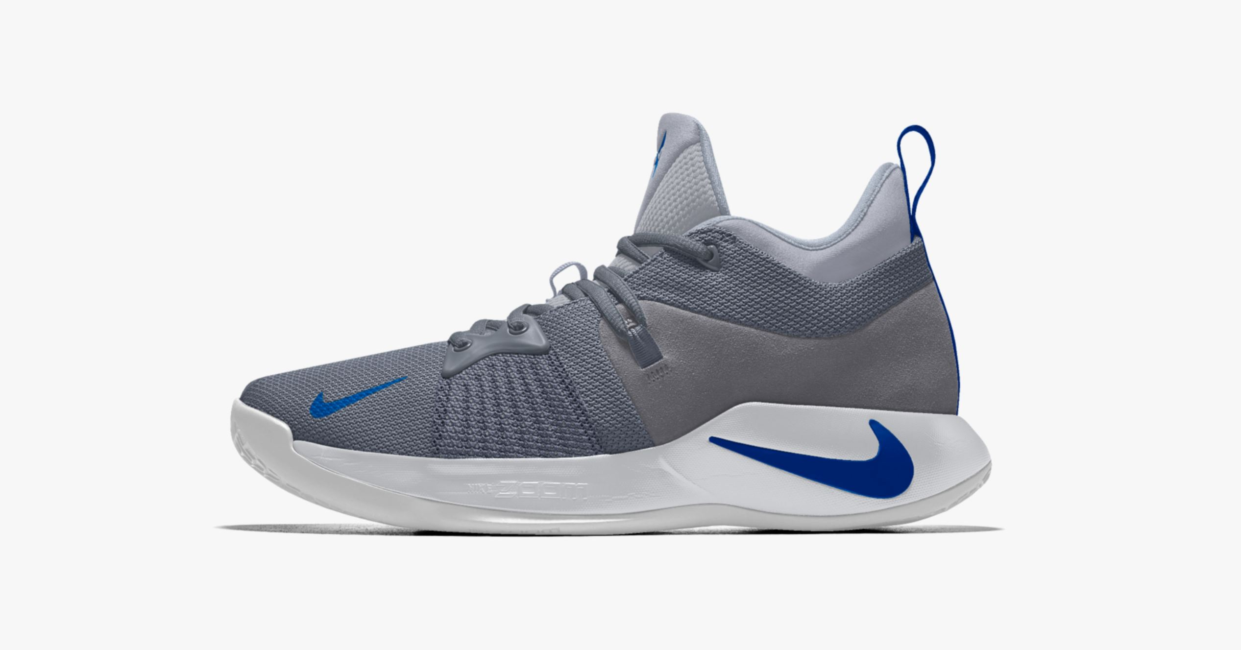 The Nike PG 2 is Now Available for Customization on NikeiD