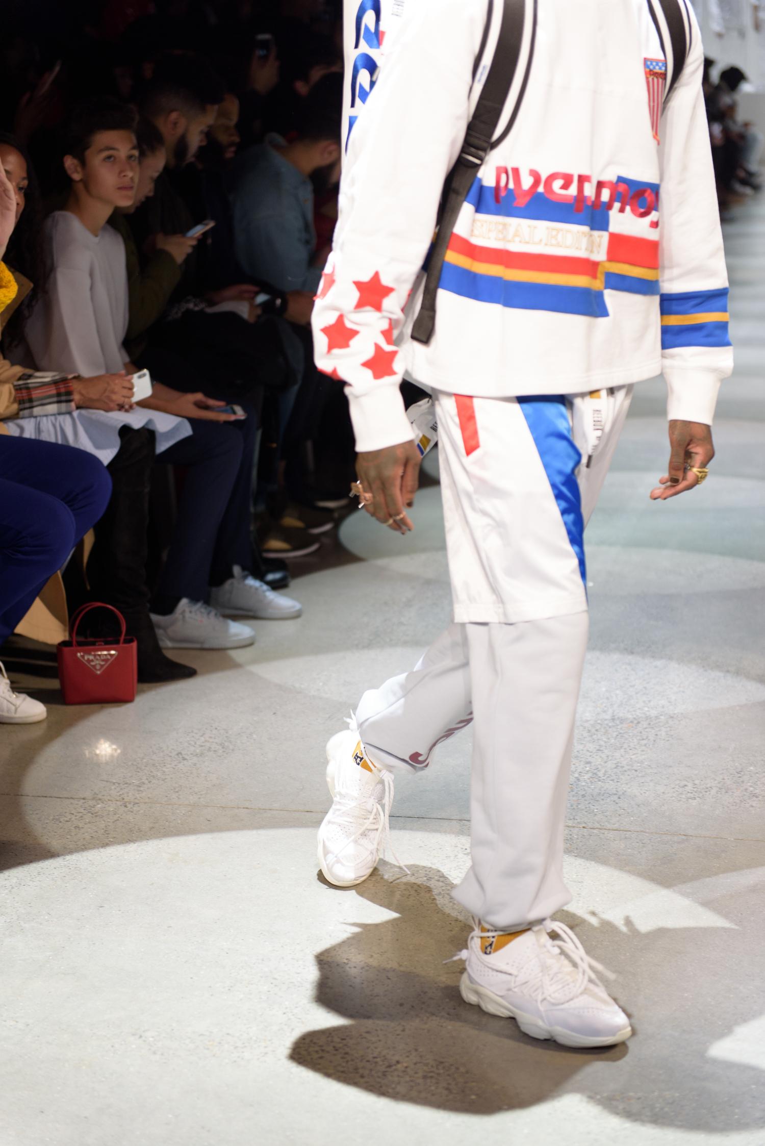 kaufen ankommen elegant und anmutig pyer moss fashion show Reebok DMX fusion experiment 2 ...