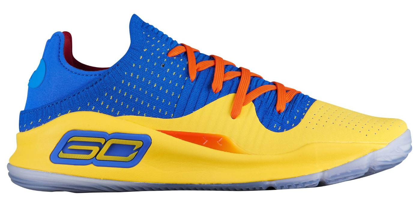 Striking New Curry 4 Low Drops Tomorrow