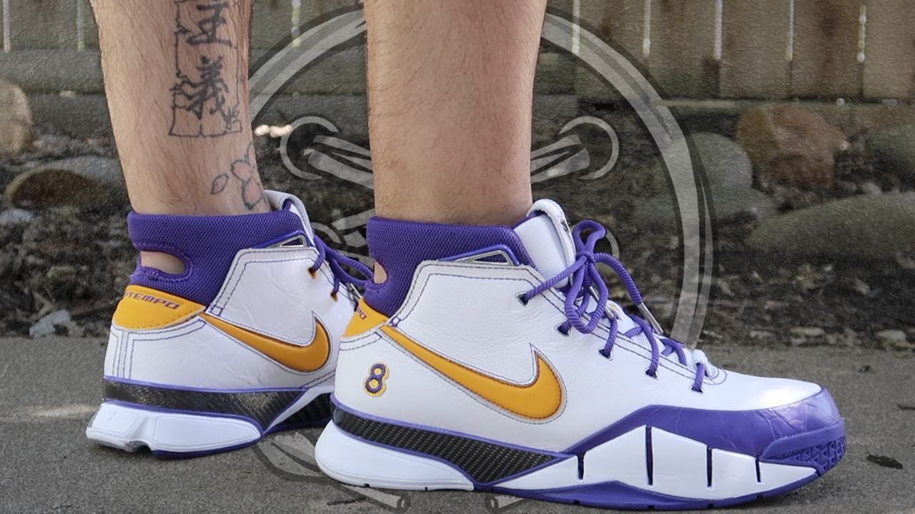 A Detailed Look at the Nike Kobe 1 Protro 'Final Seconds'