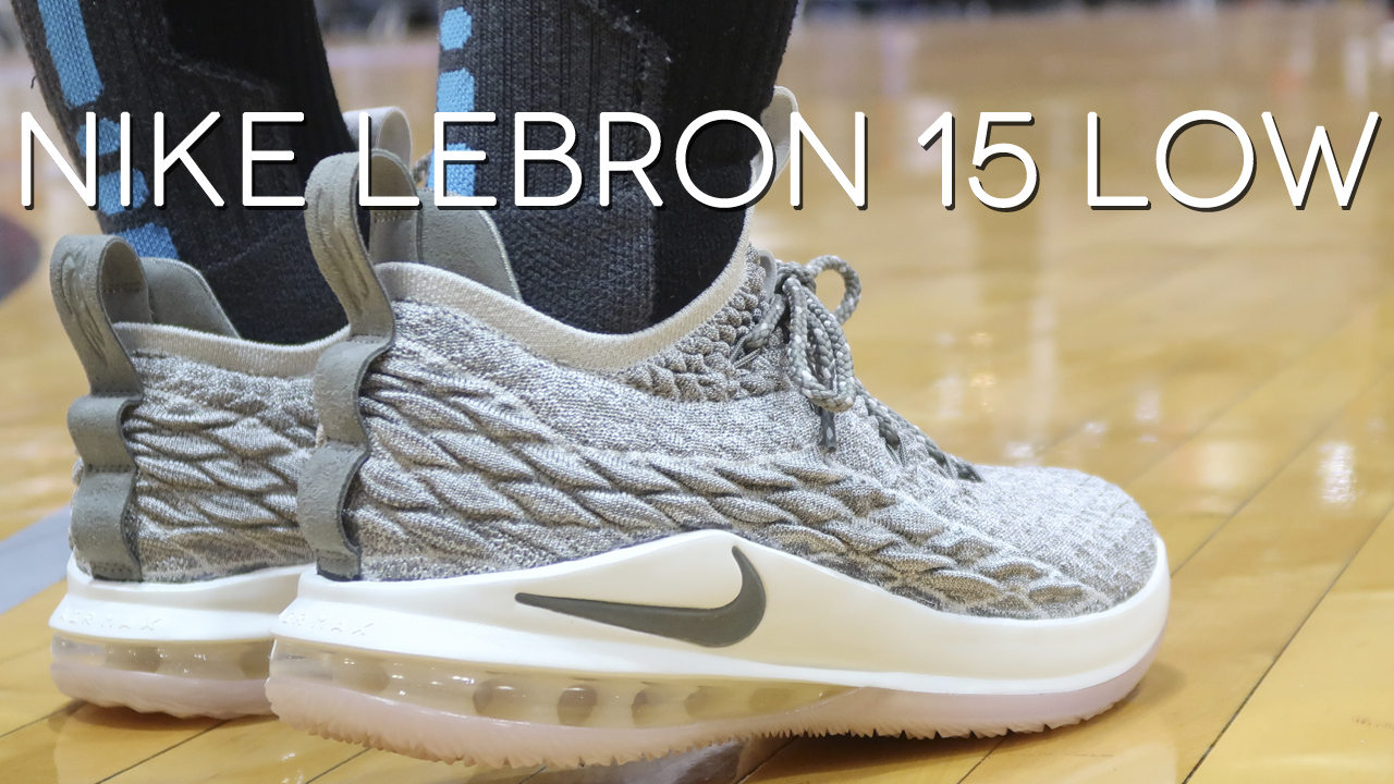A Detailed Look at the Nike LeBron 15 Low