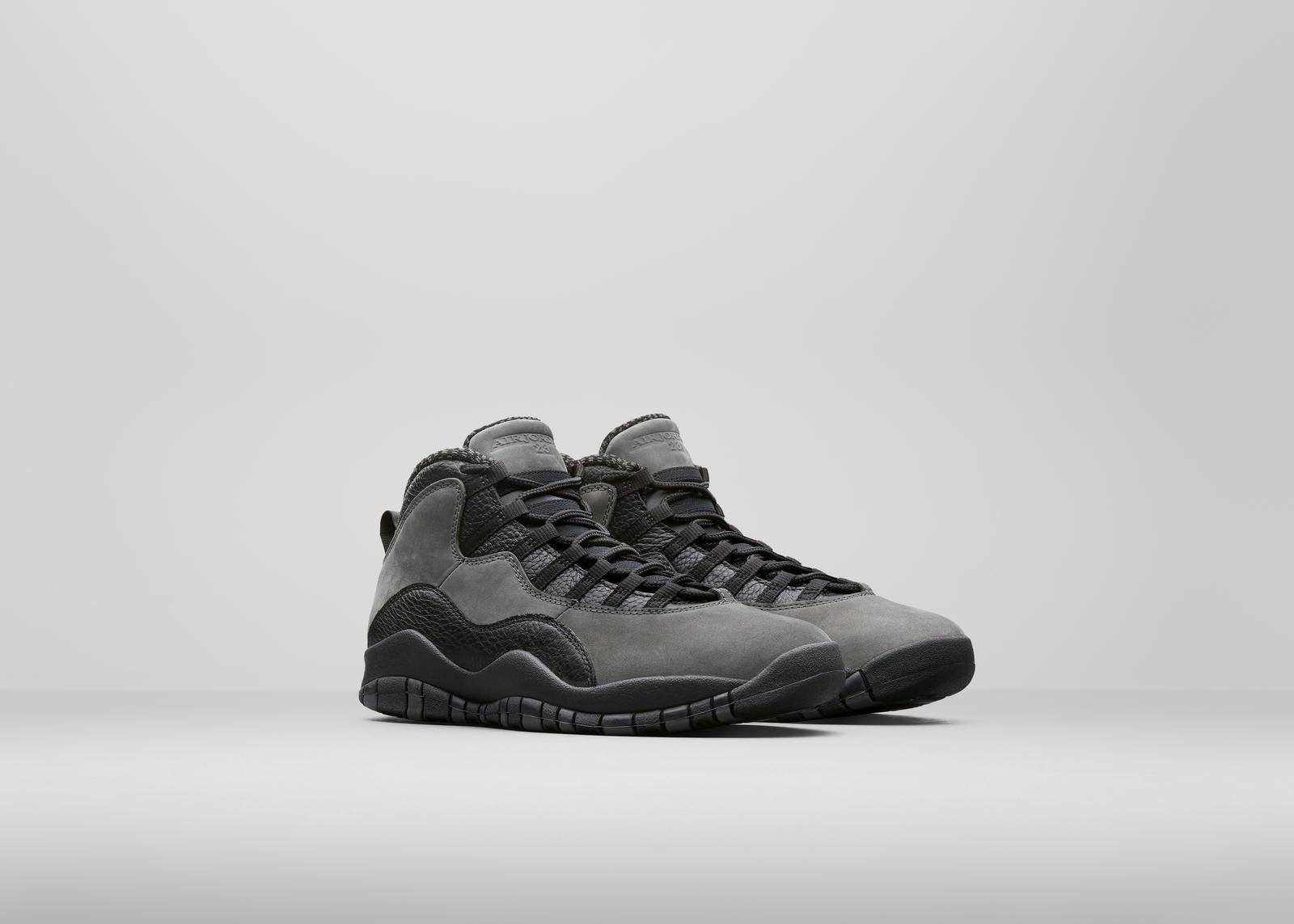 Air Jordan 10 Dark Shadow