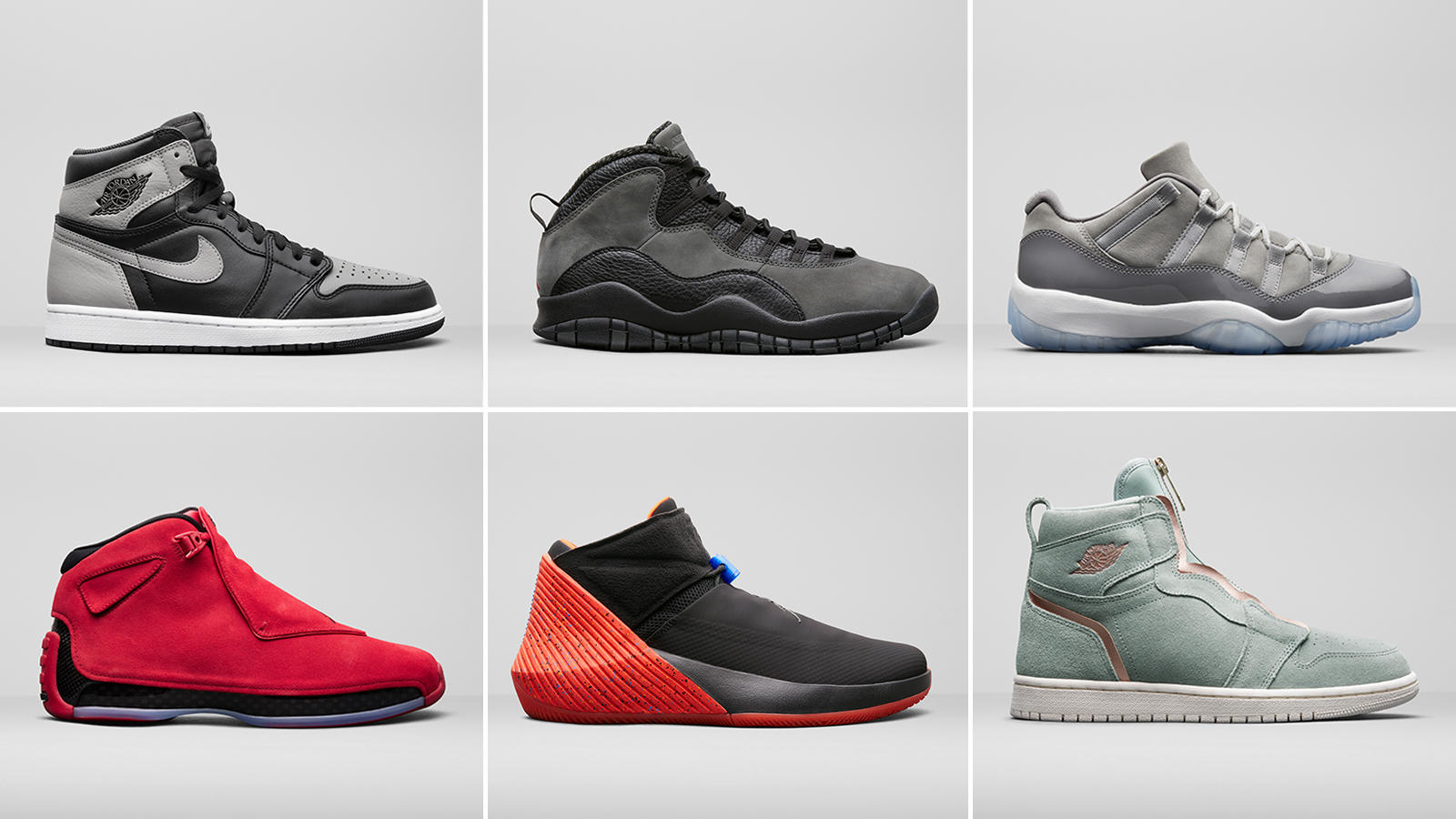 Air Jordan Summer Collection
