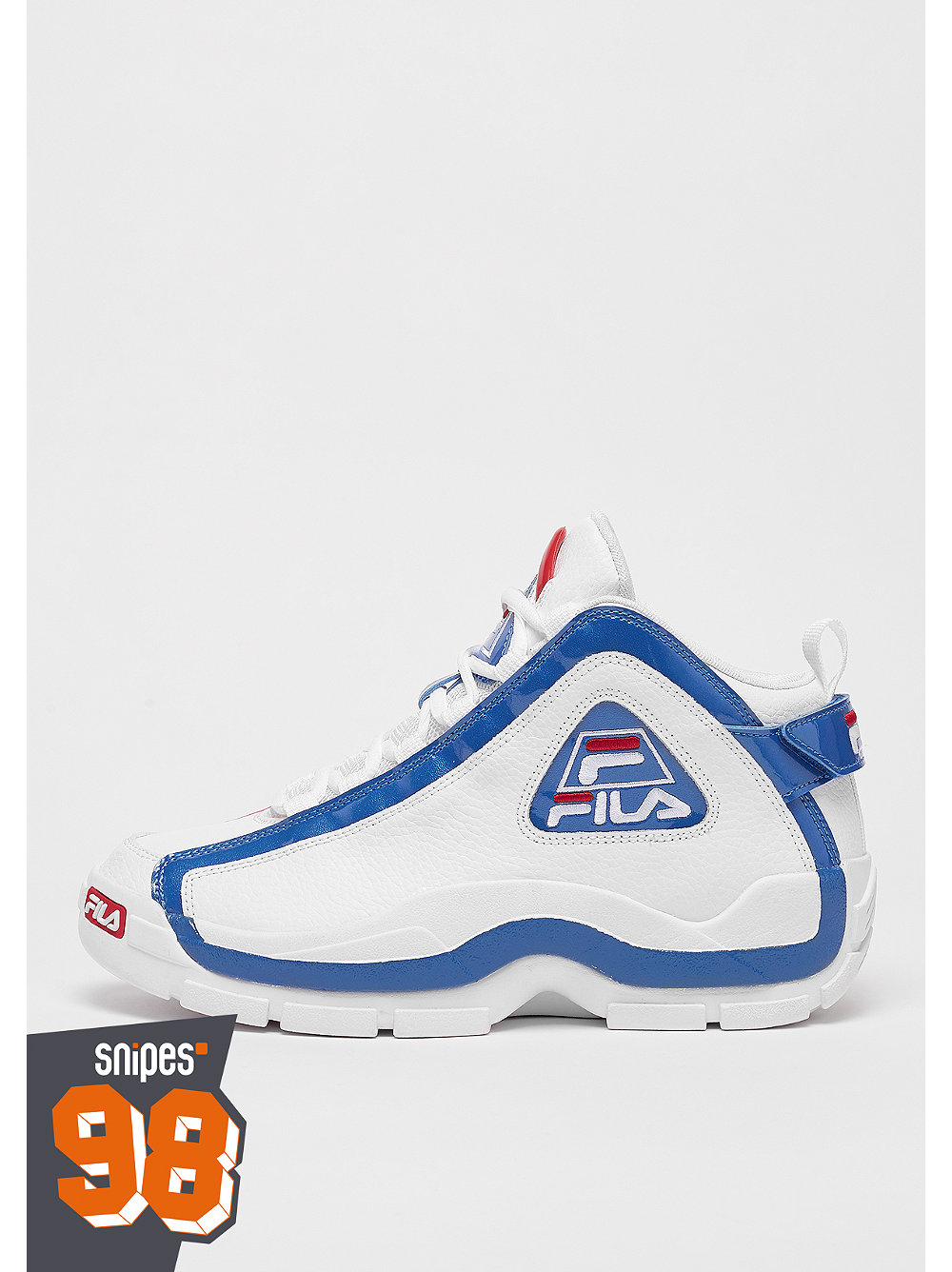 newest collection b7ab7 73f53 Snipes Celebrates 1998 with New Fila 96 Collaboration ...