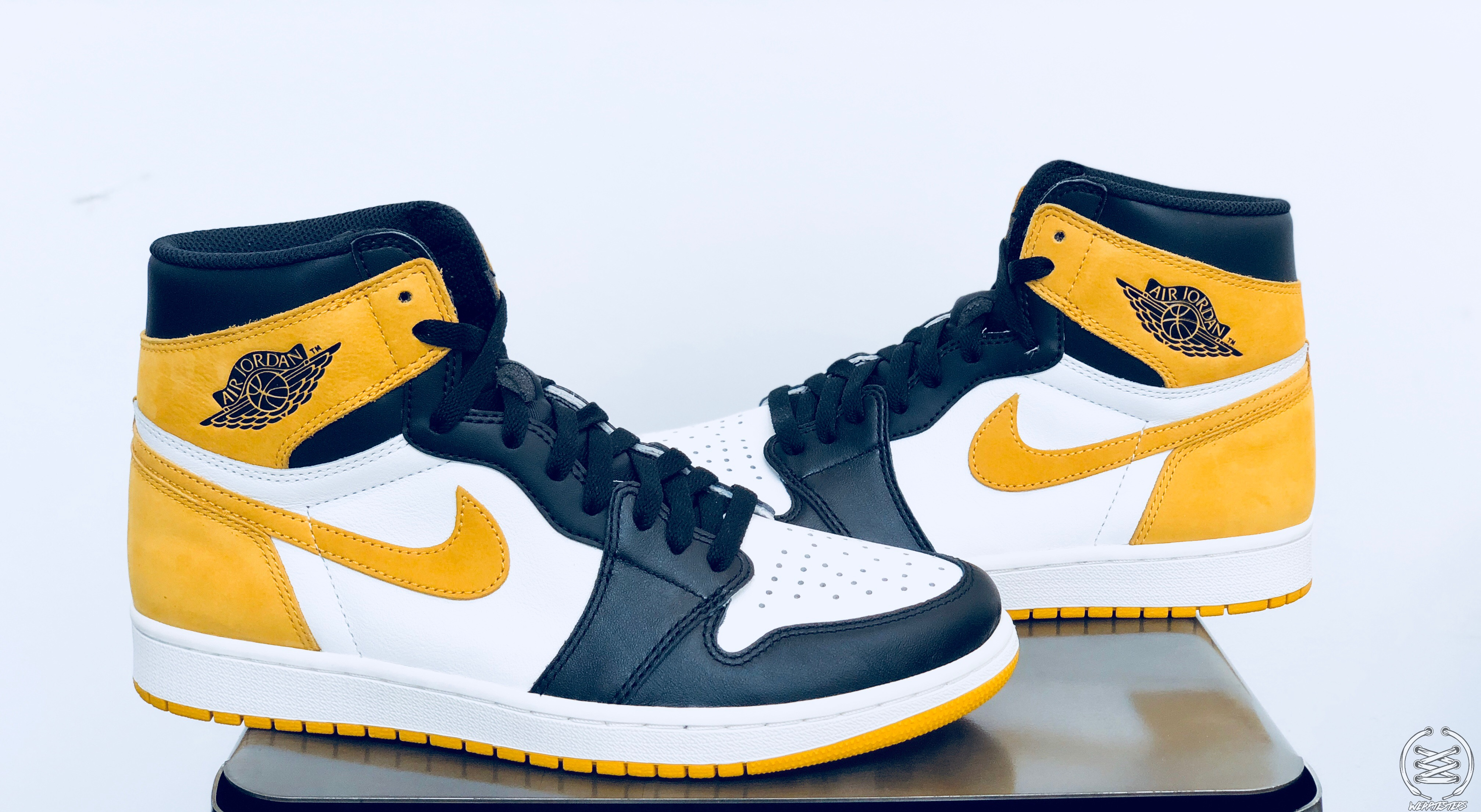 Air Jordan 1 Yellow Ochre Best Hand in the Game collection 2