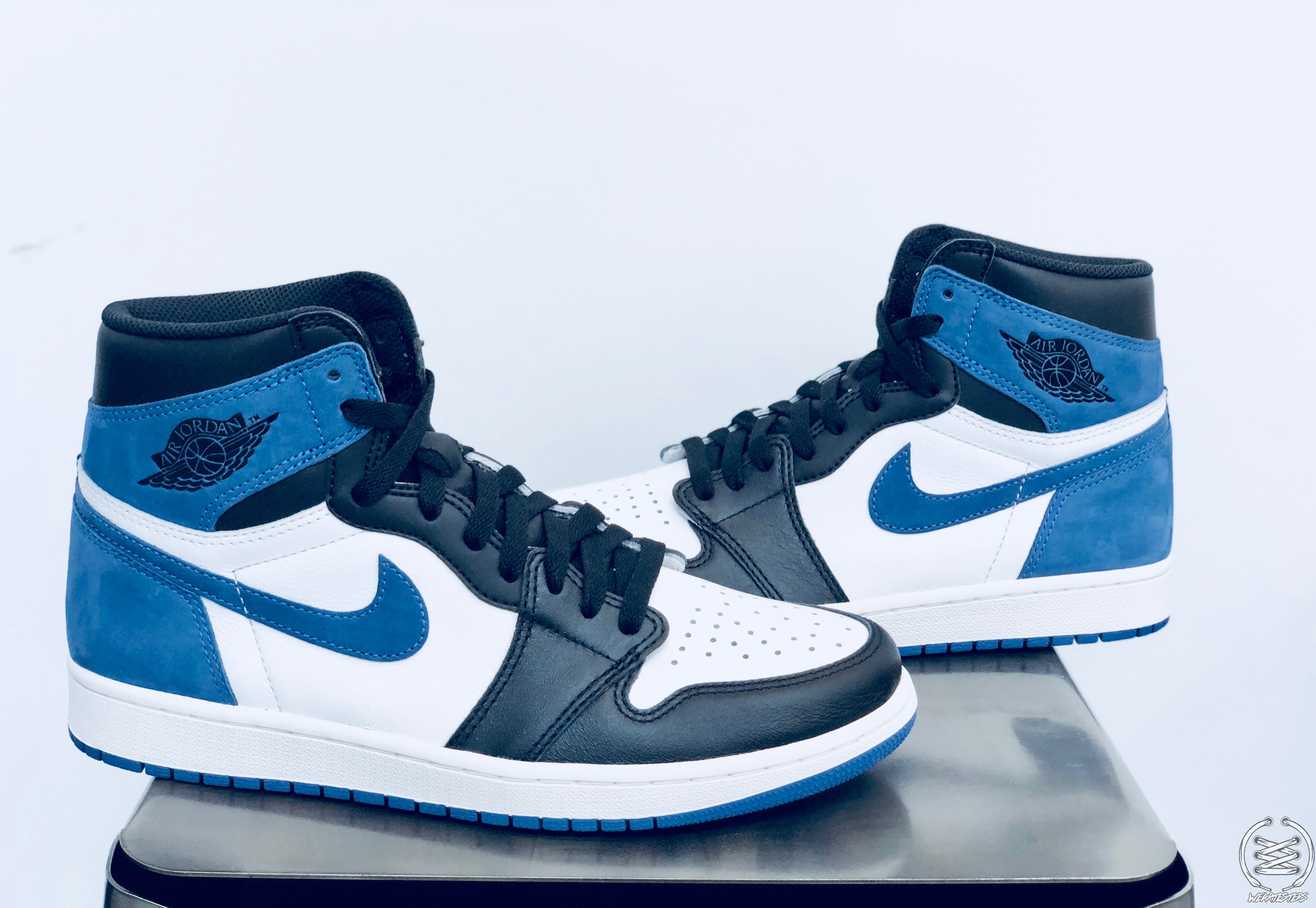 Air Jordan 1 Blue Moon Best Hand In The Game Collection 5 Weartesters