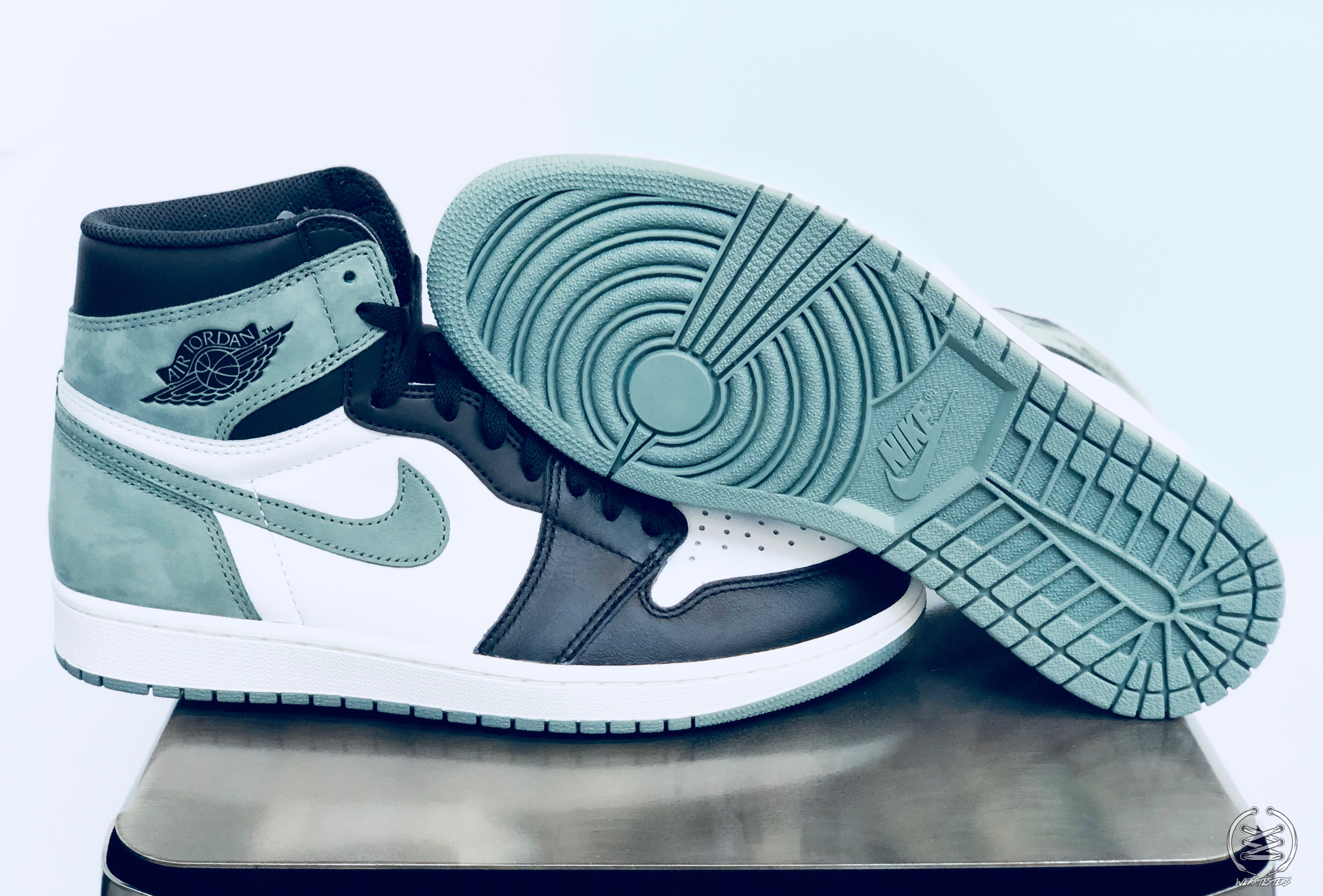 Only the Air Jordan 1 'Clay Green' and